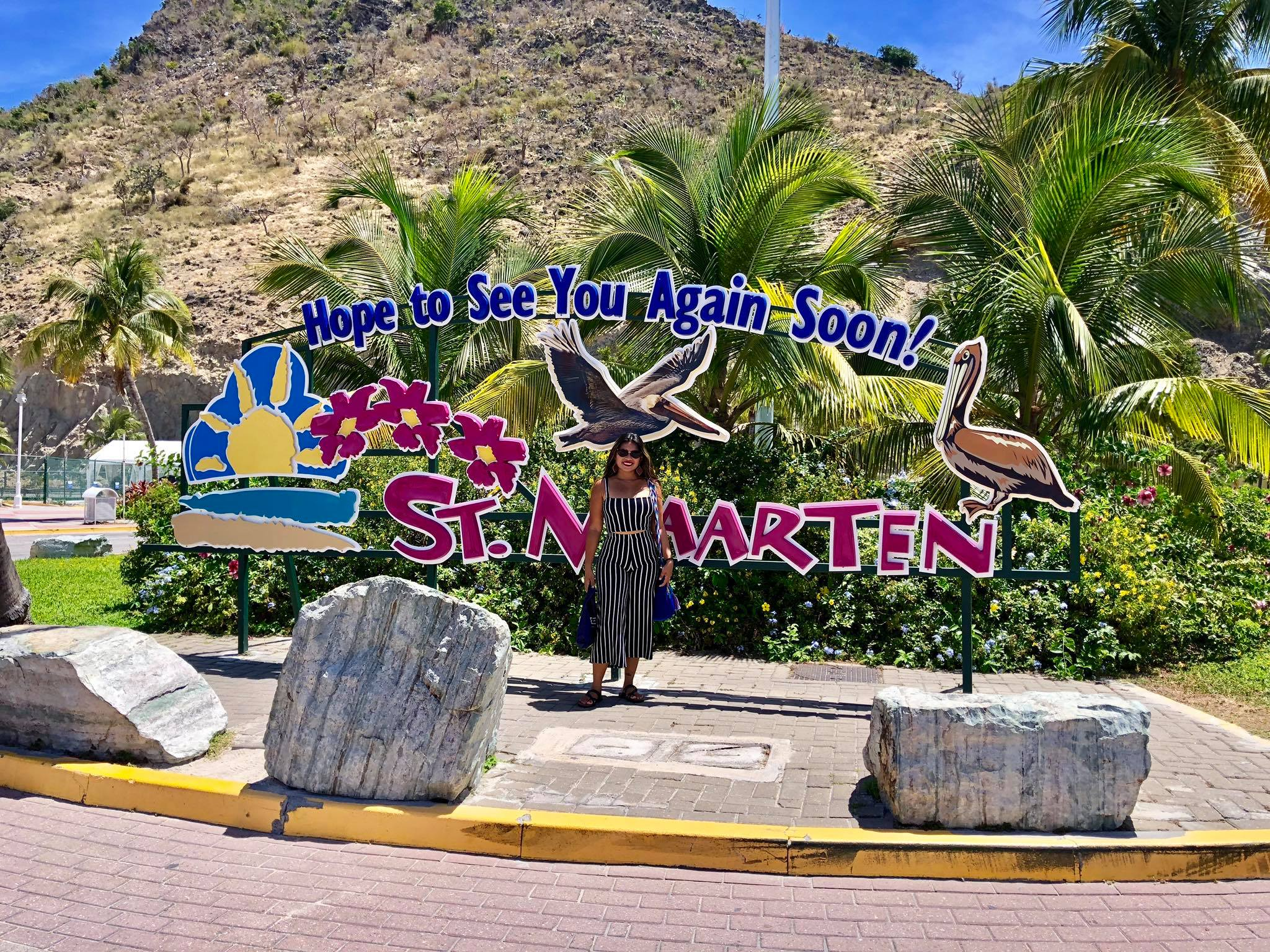 Kach Solo Travels in 2019 The last stop on my 7-day Caribbean Cruise.jpg