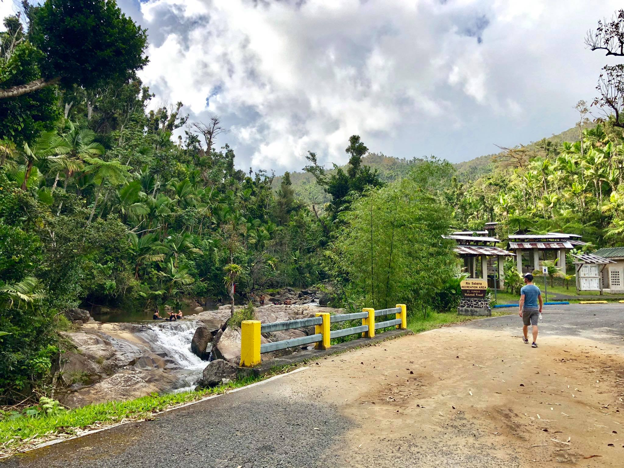 Life On The Road Day 10 Another day hiking in El Yunque National Forest and Eating BBQ at the malecon in Naguabo Promenade5.jpg