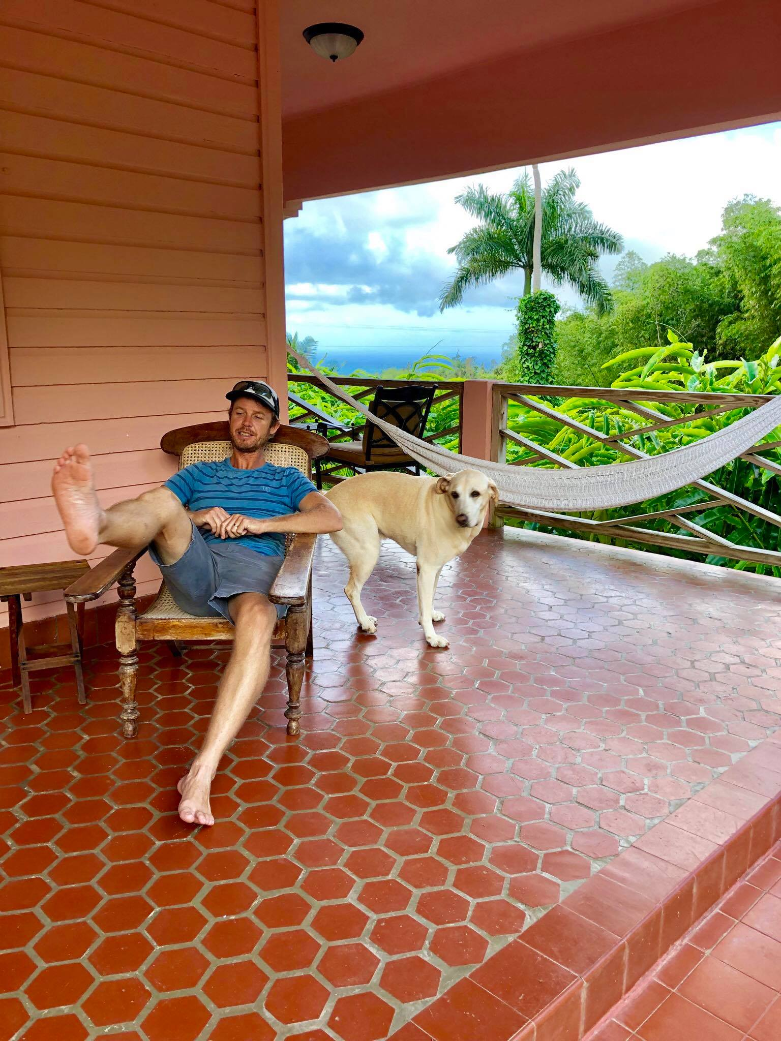 Life On The Road Day 10 Another day hiking in El Yunque National Forest and Eating BBQ at the malecon in Naguabo Promenade23.jpg
