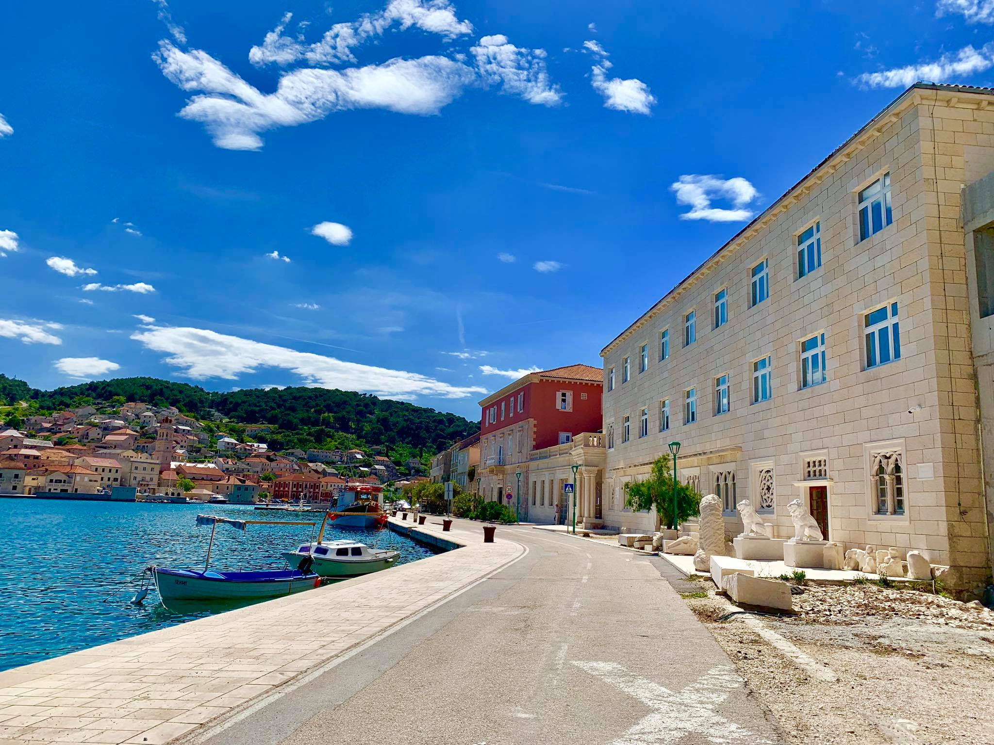Life On The Road Day 28 Walking around the Small Coastal Town of Pucisca, Island Brac in Croatia13.jpg