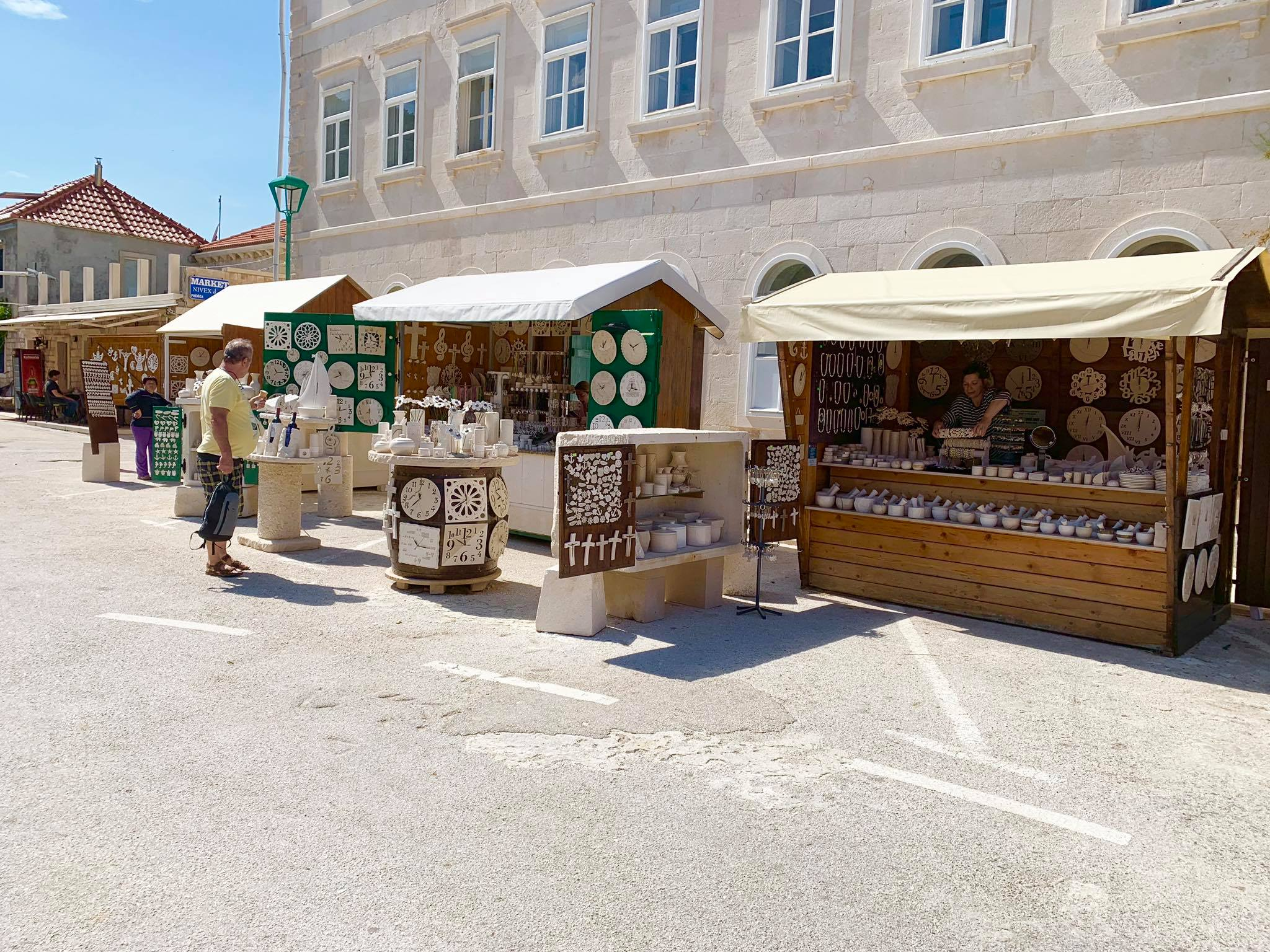 Life On The Road Day 28 Walking around the Small Coastal Town of Pucisca, Island Brac in Croatia14.jpg
