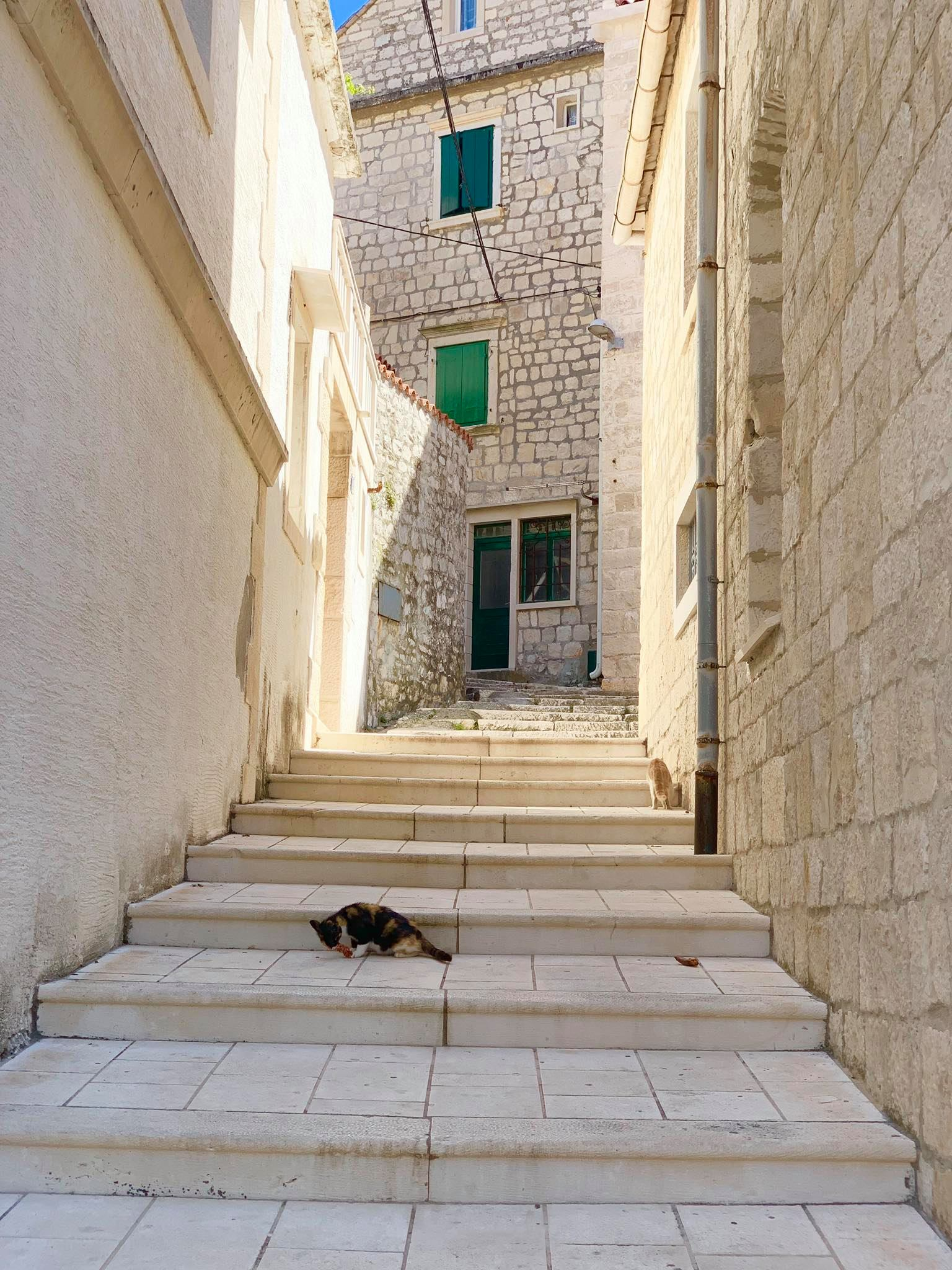Life On The Road Day 28 Walking around the Small Coastal Town of Pucisca, Island Brac in Croatia9.jpg