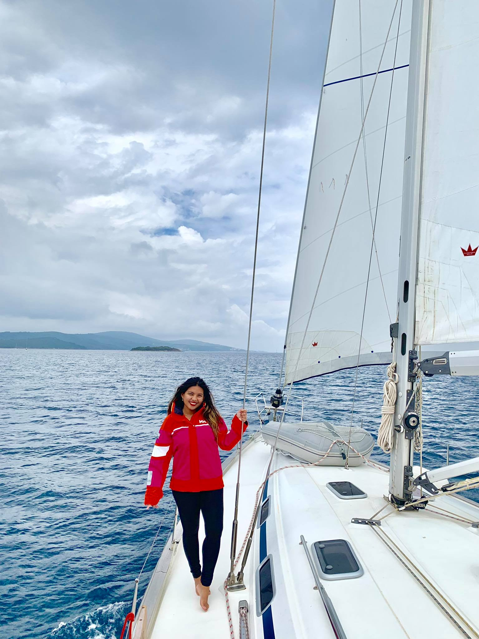 Life On The Road Day 31 Sailing today in Brac Island with Orvas Yachting2.jpg