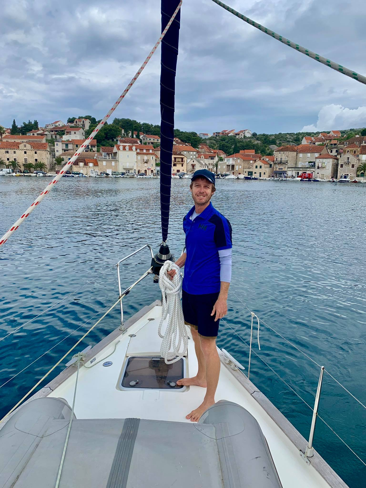 Life On The Road Day 31 Sailing today in Brac Island with Orvas Yachting4.jpg