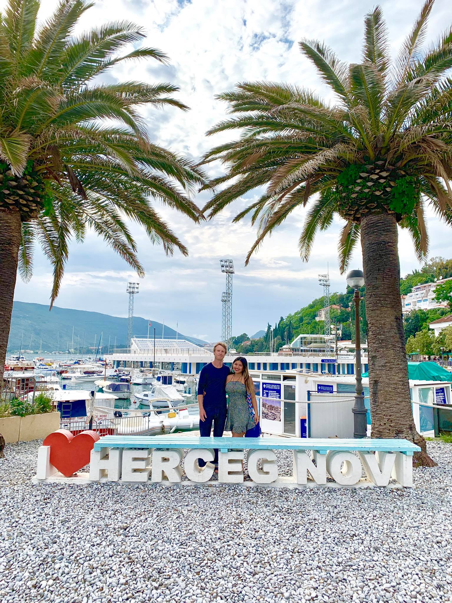 Expat Life in Montenegro Day 3 We have our first visitor already in our new home here in Herceg Novi21.jpg