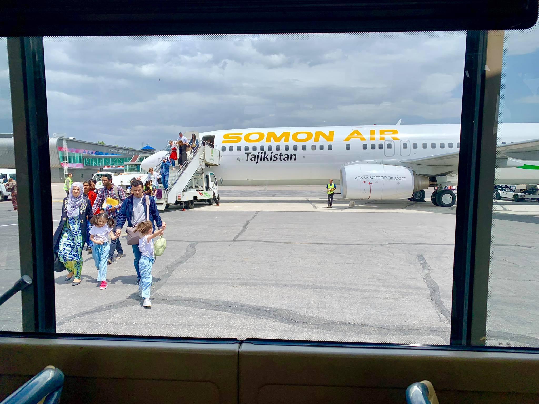 Kach Solo Travels in 2019 I just arrived in Dushanbe, Tajikistan.jpg