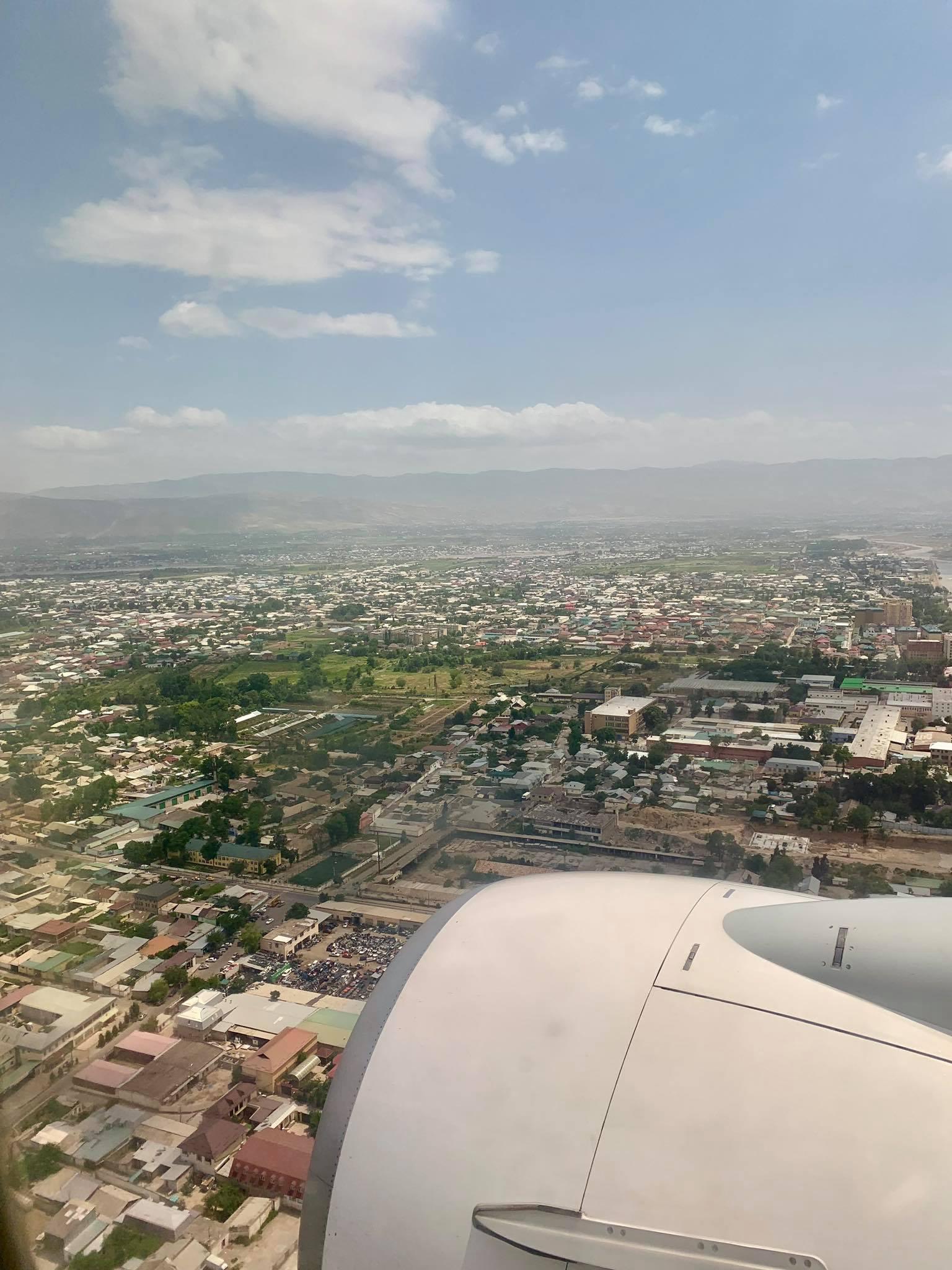 Kach Solo Travels in 2019 I just arrived in Dushanbe, Tajikistan3.jpg