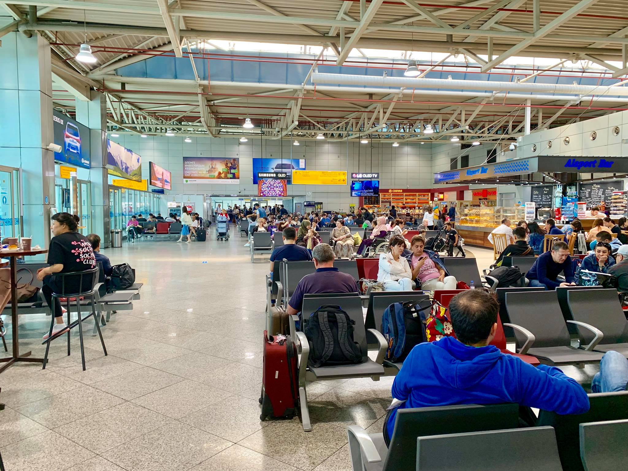 Kach Solo Travels in 2019 I just arrived in Dushanbe, Tajikistan6.jpg