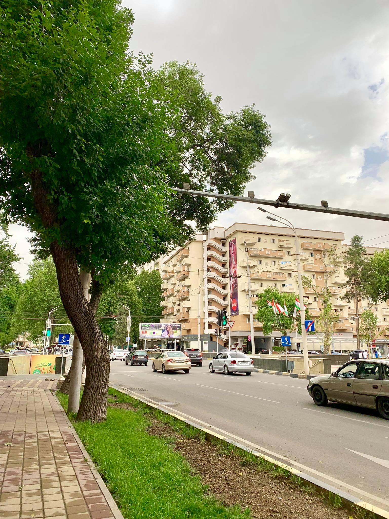 Kach Solo Travels in 2019 I just arrived in Dushanbe, Tajikistan12.jpg