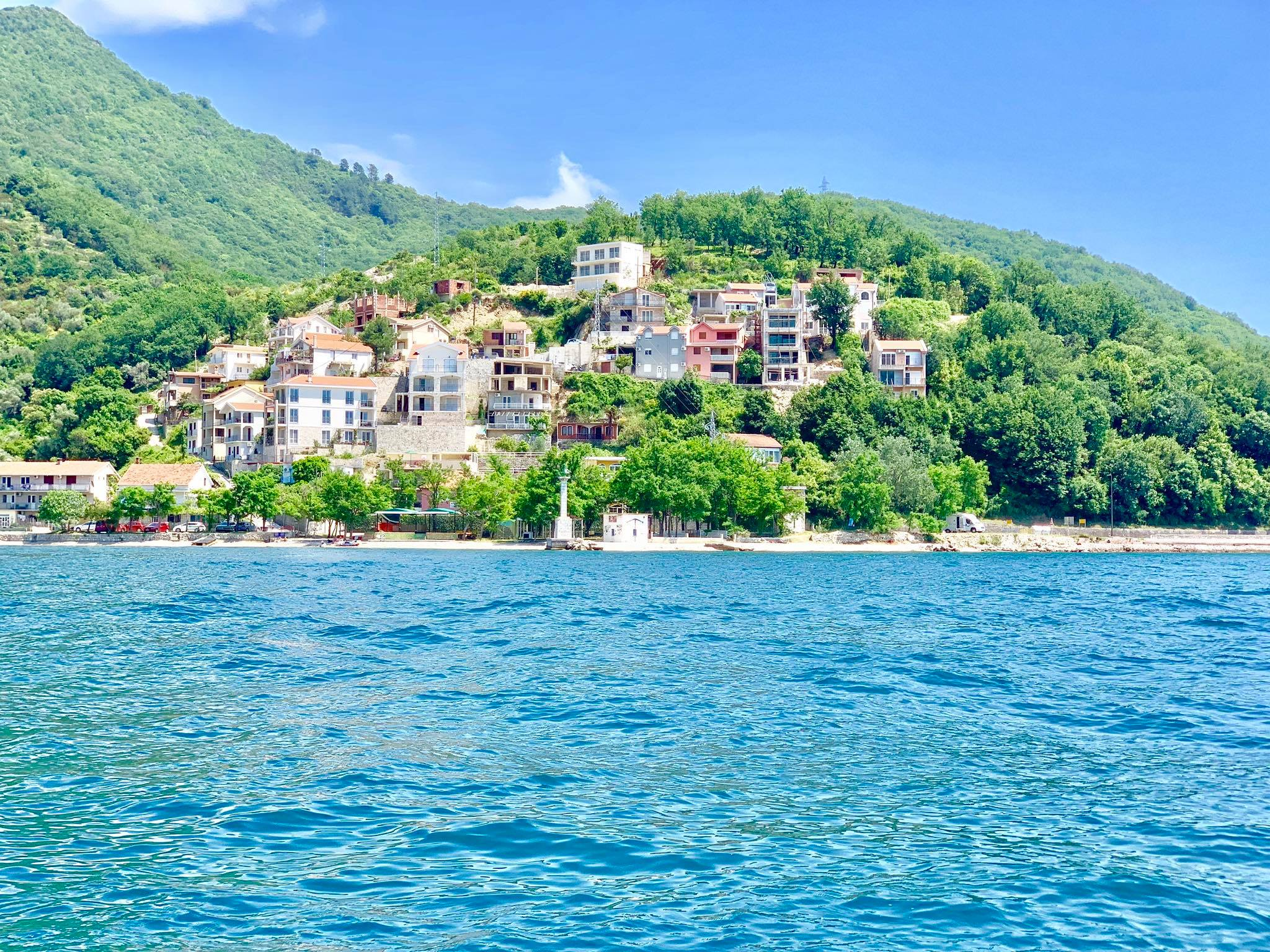 Expat Life in Montenegro Day 7 Sailing to Perast from Herceg Novi.jpg