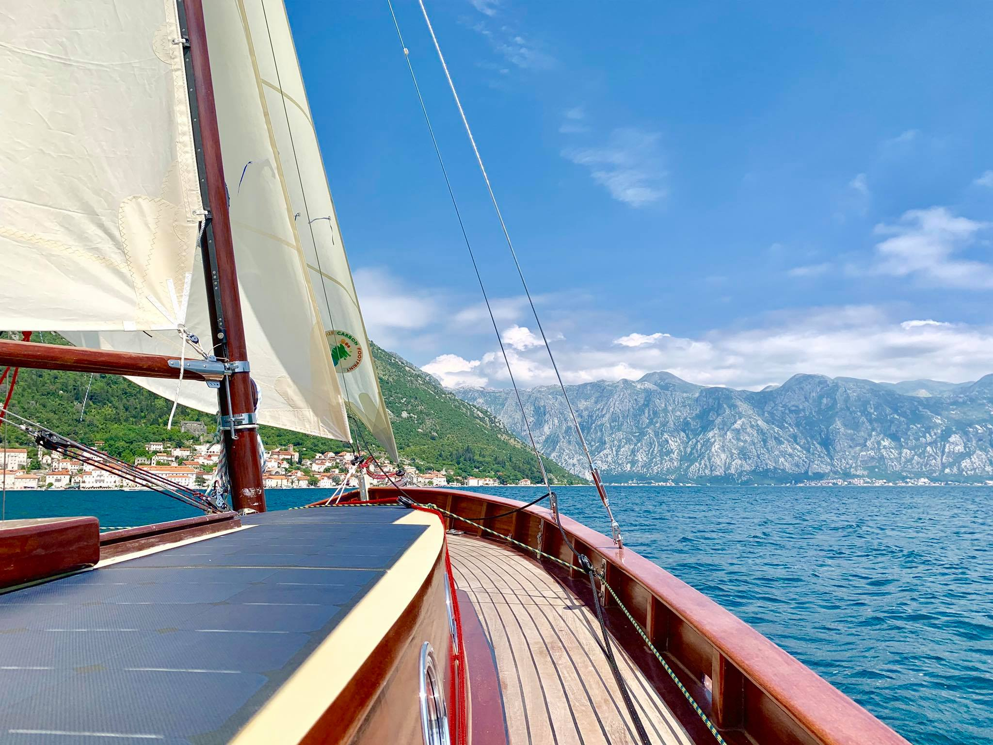 Expat Life in Montenegro Day 7 Sailing to Perast from Herceg Novi5.jpg