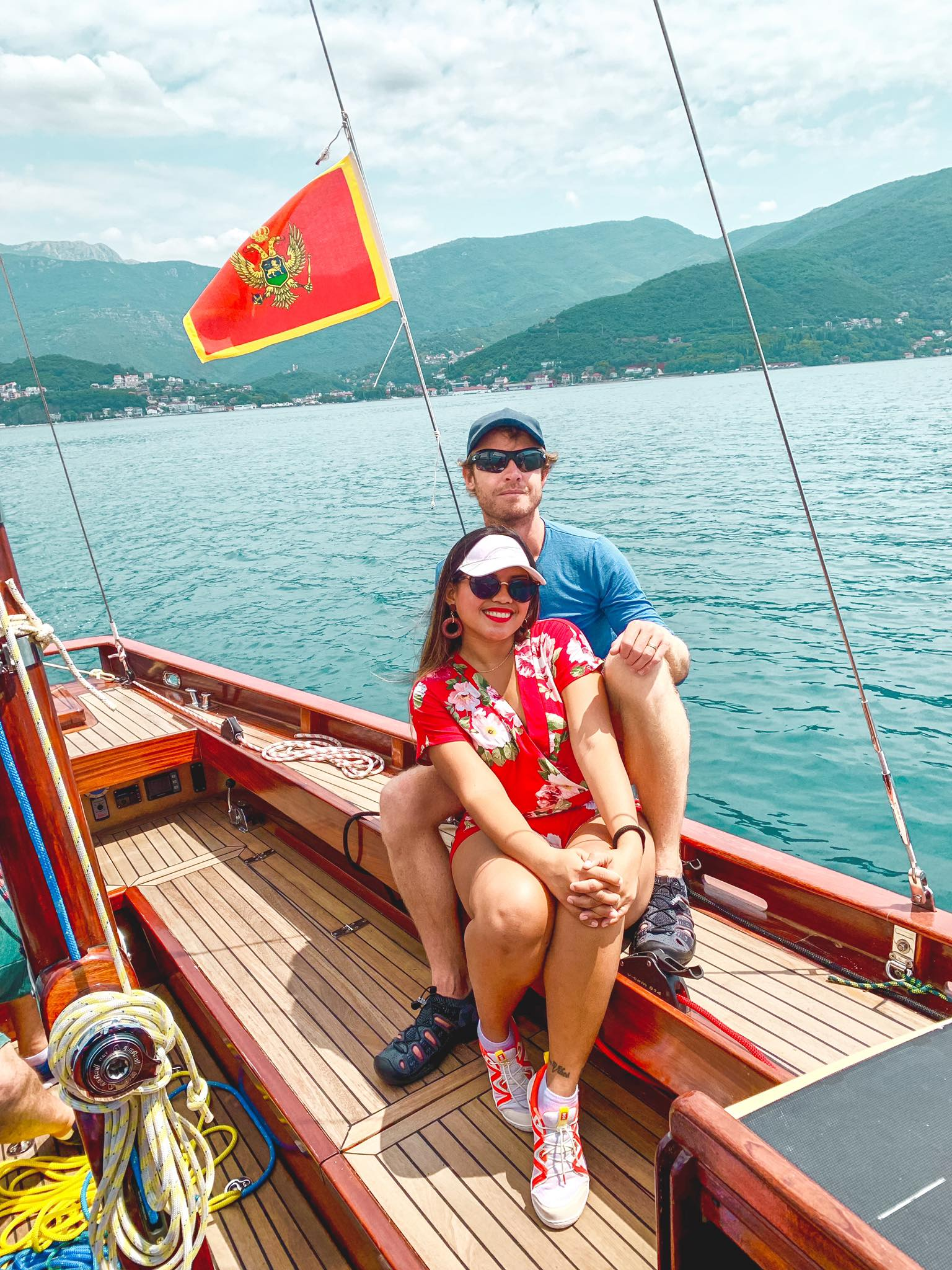 Expat Life in Montenegro Day 7 Sailing to Perast from Herceg Novi9.jpg