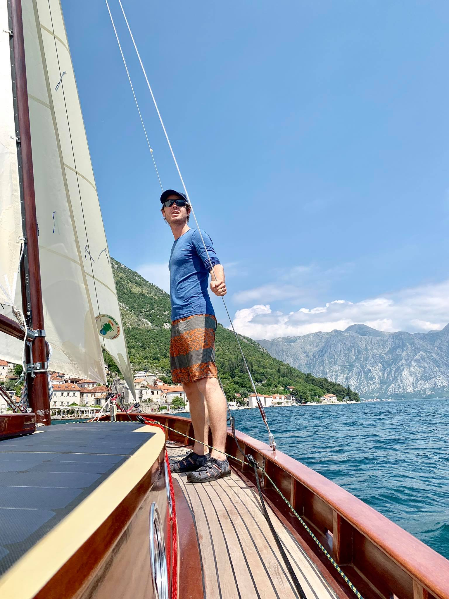 Expat Life in Montenegro Day 7 Sailing to Perast from Herceg Novi14.jpg