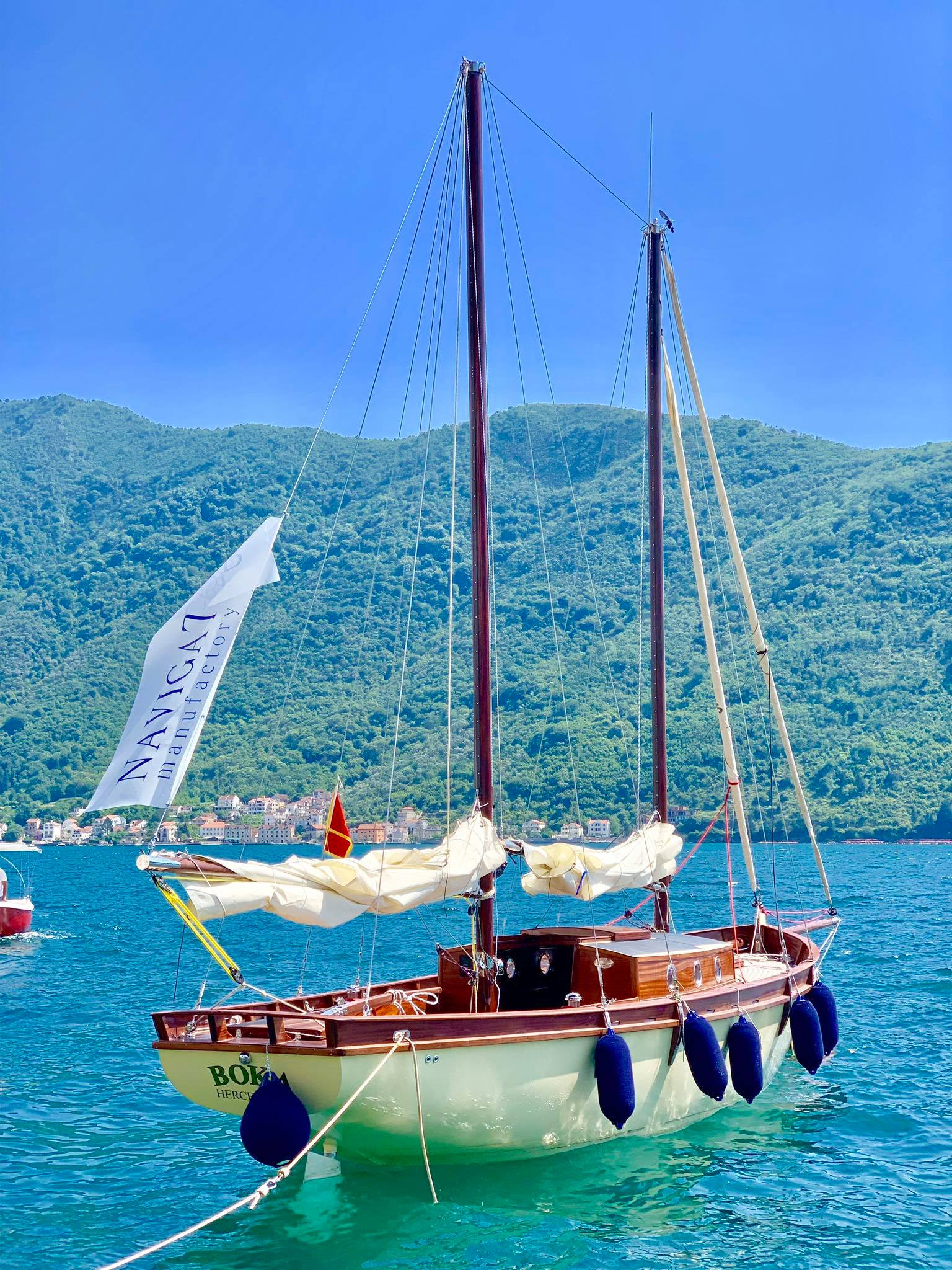 Expat Life in Montenegro Day 7 Sailing to Perast from Herceg Novi16.jpg