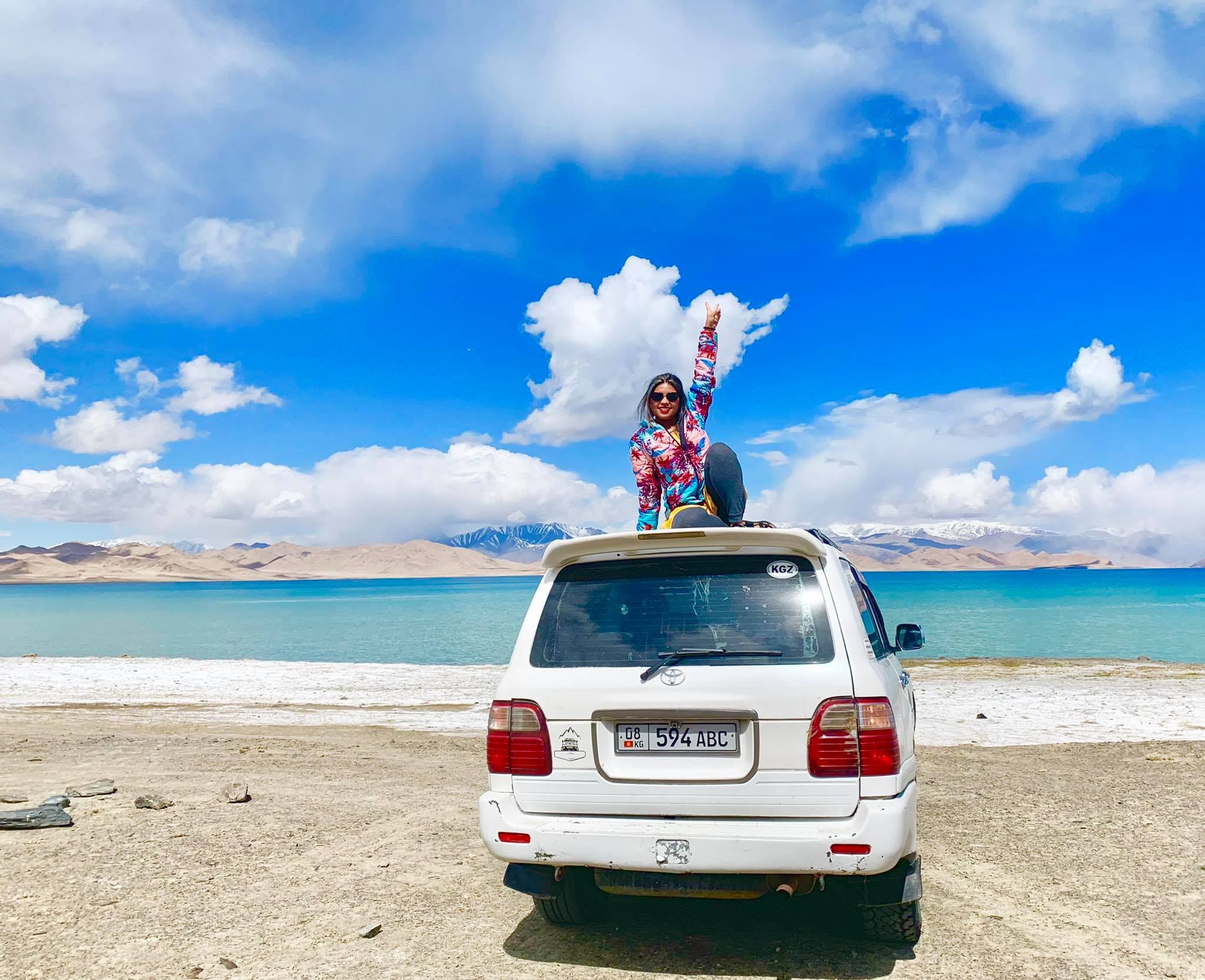 Kach Solo Travels in 2019 Hello from KYRGYZSTAN, my 128th country.jpg