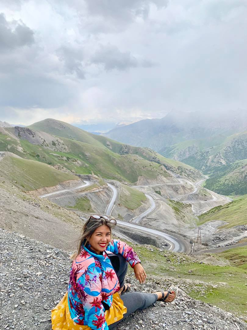 Kach Solo Travels in 2019 Hello from KYRGYZSTAN, my 128th country12.jpg