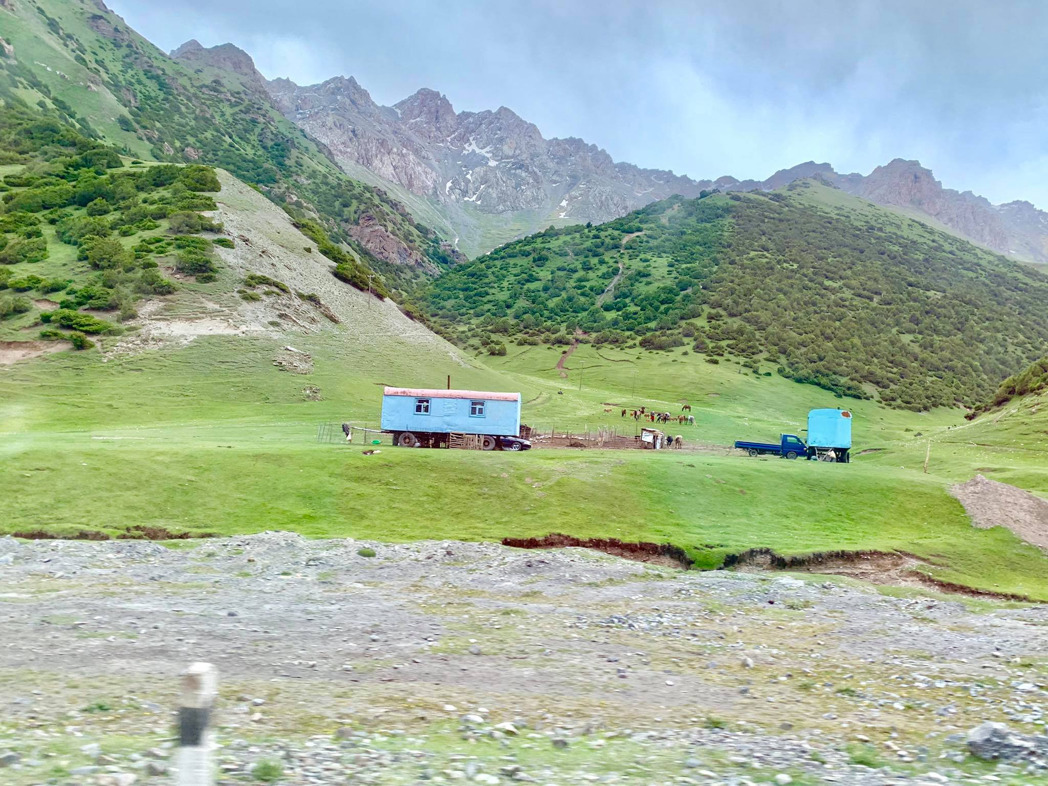 Kach Solo Travels in 2019 Hello from KYRGYZSTAN, my 128th country19.jpg
