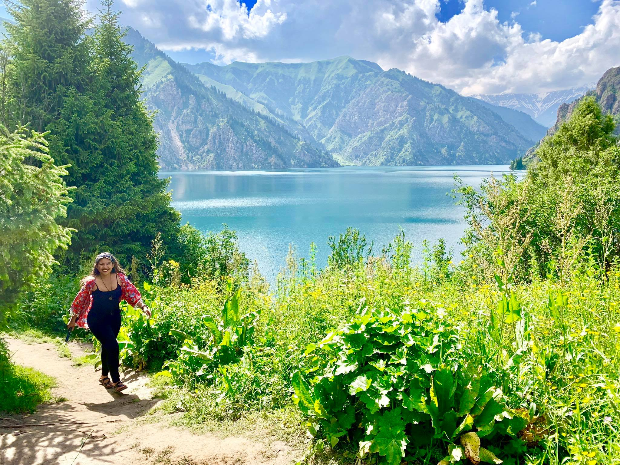 Kach Solo Travels in 2019 Roadtrip to Sary Chelek Lake which is 330 km. from Osh, Kyrgyzstan3.jpg