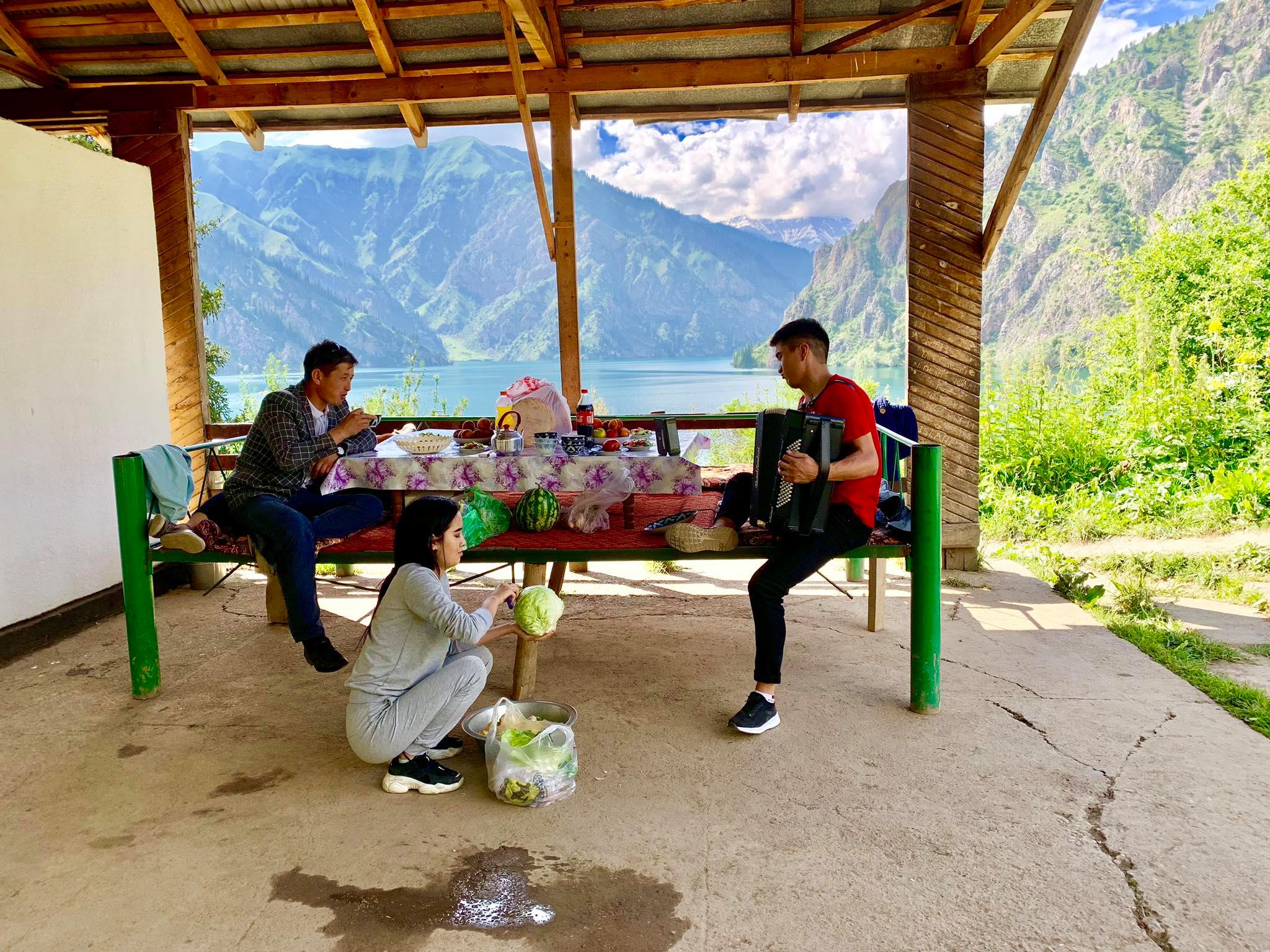 Kach Solo Travels in 2019 Roadtrip to Sary Chelek Lake which is 330 km. from Osh, Kyrgyzstan25.jpg