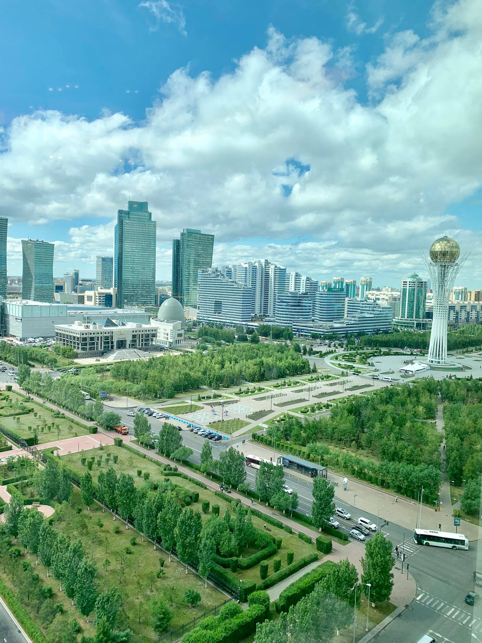 Kach Solo Travels in 2019 Hello from Astana, KAZAKHSTAN (my 129th country)2.jpg