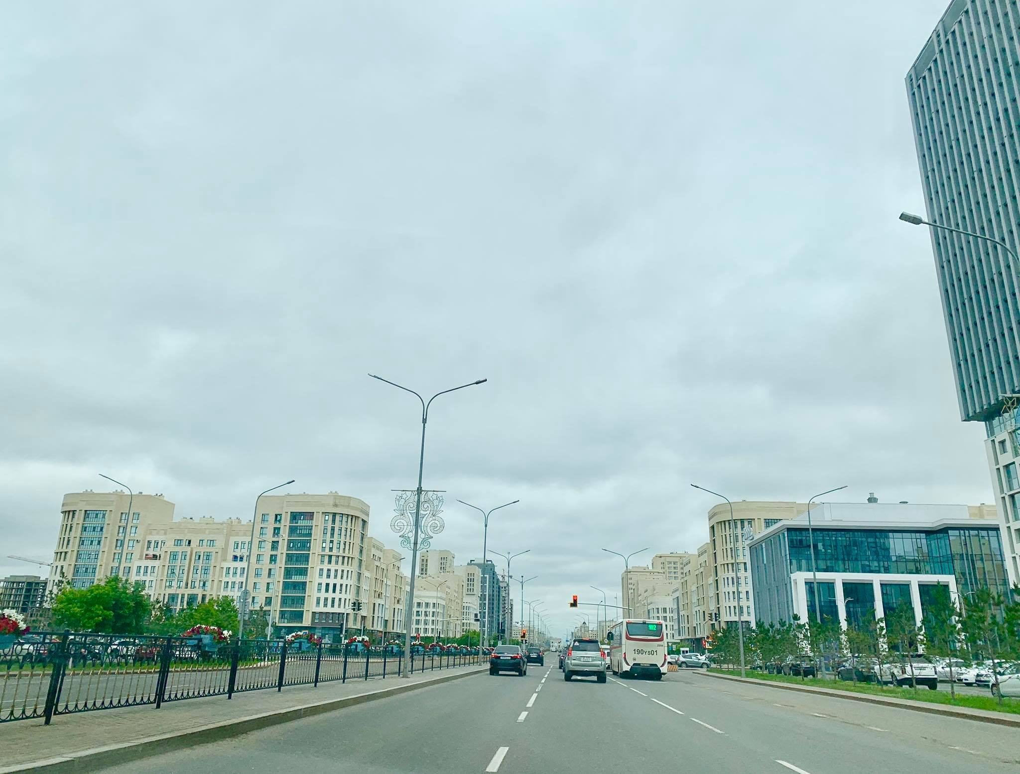 Kach Solo Travels in 2019 Hello from Astana, KAZAKHSTAN (my 129th country)3.jpg