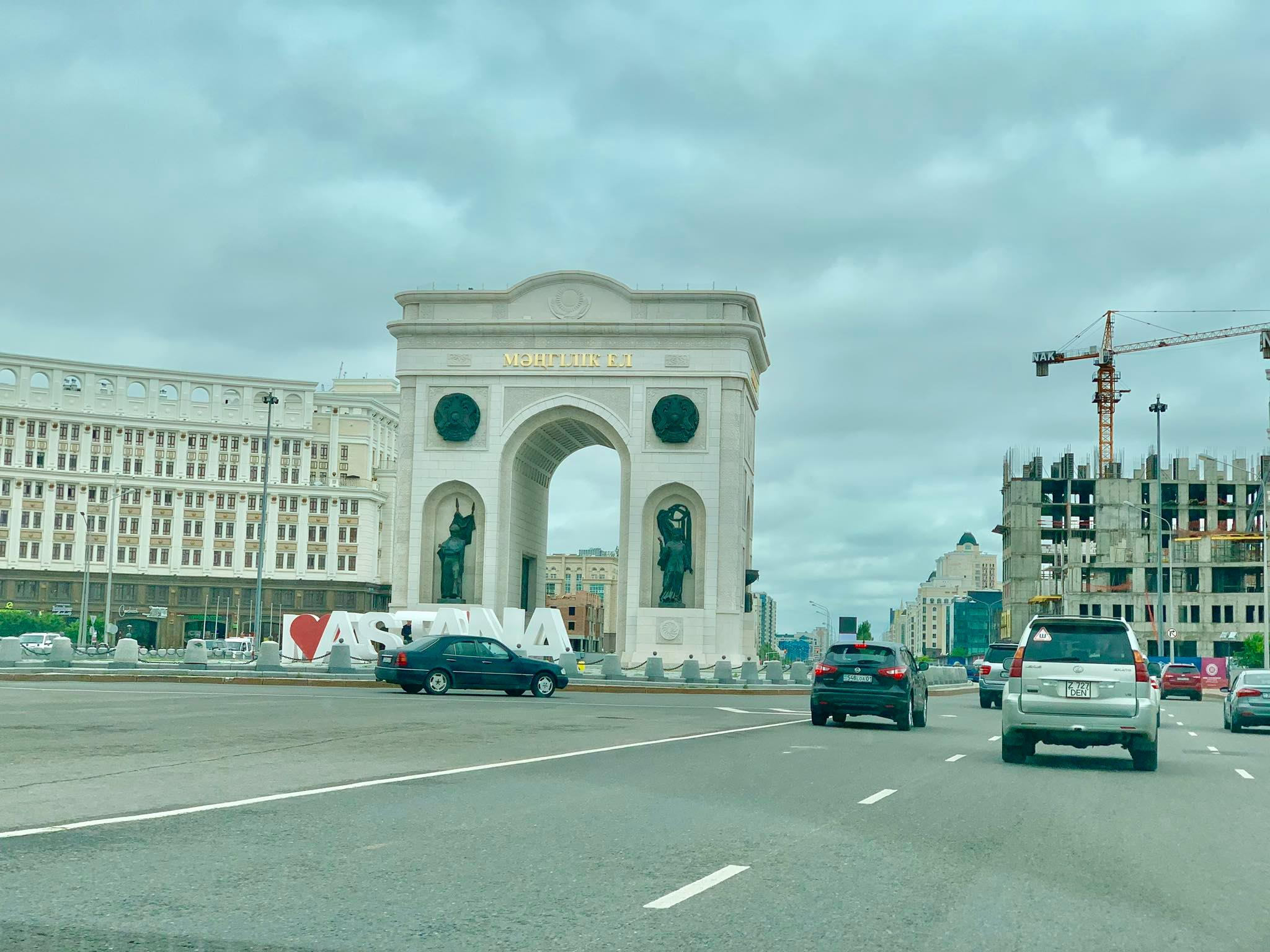 Kach Solo Travels in 2019 Hello from Astana, KAZAKHSTAN (my 129th country)7.jpg