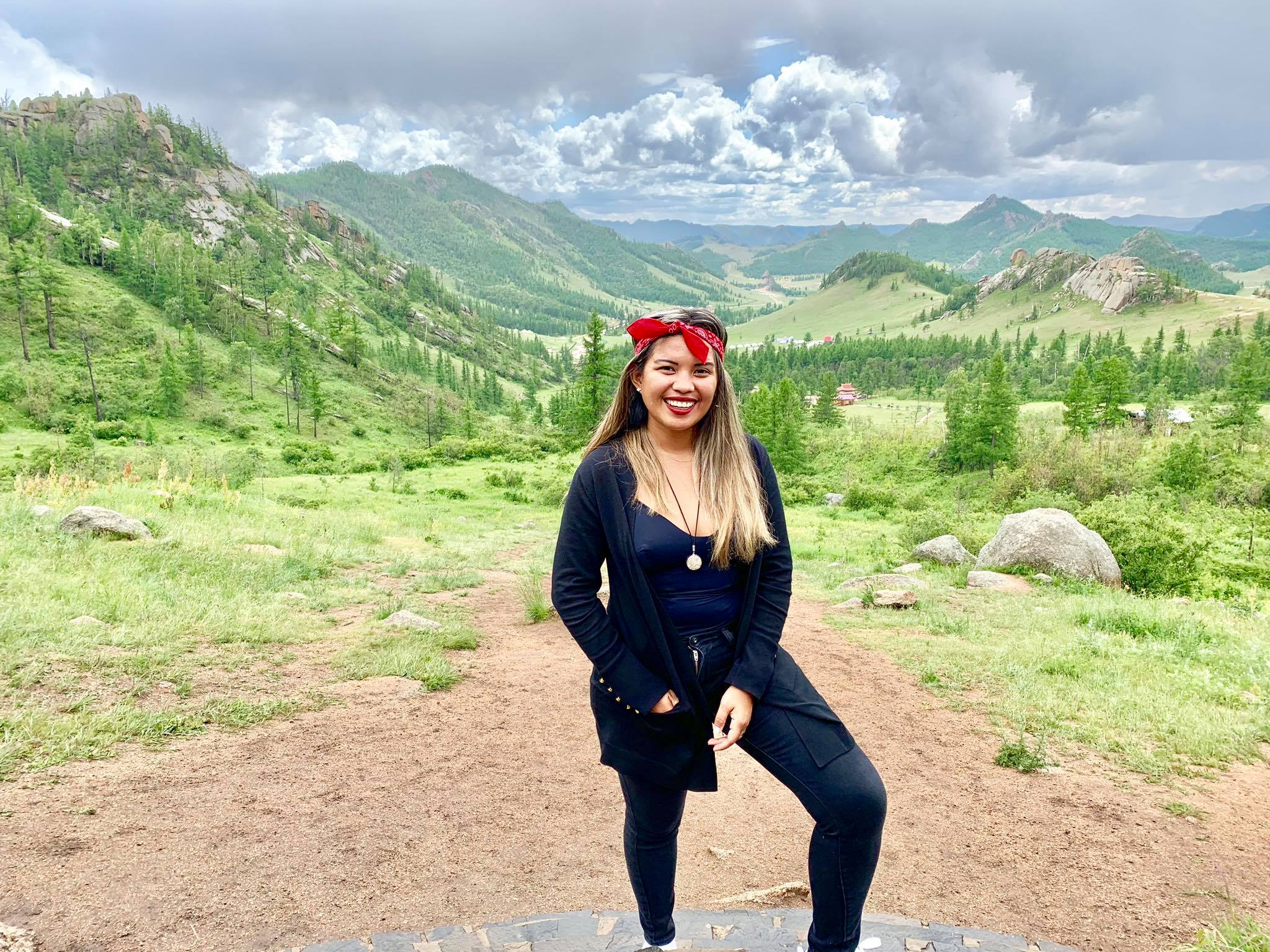 Kach Solo Travels in 2019 Hello from MONGOLIA - my 130th country14.jpg