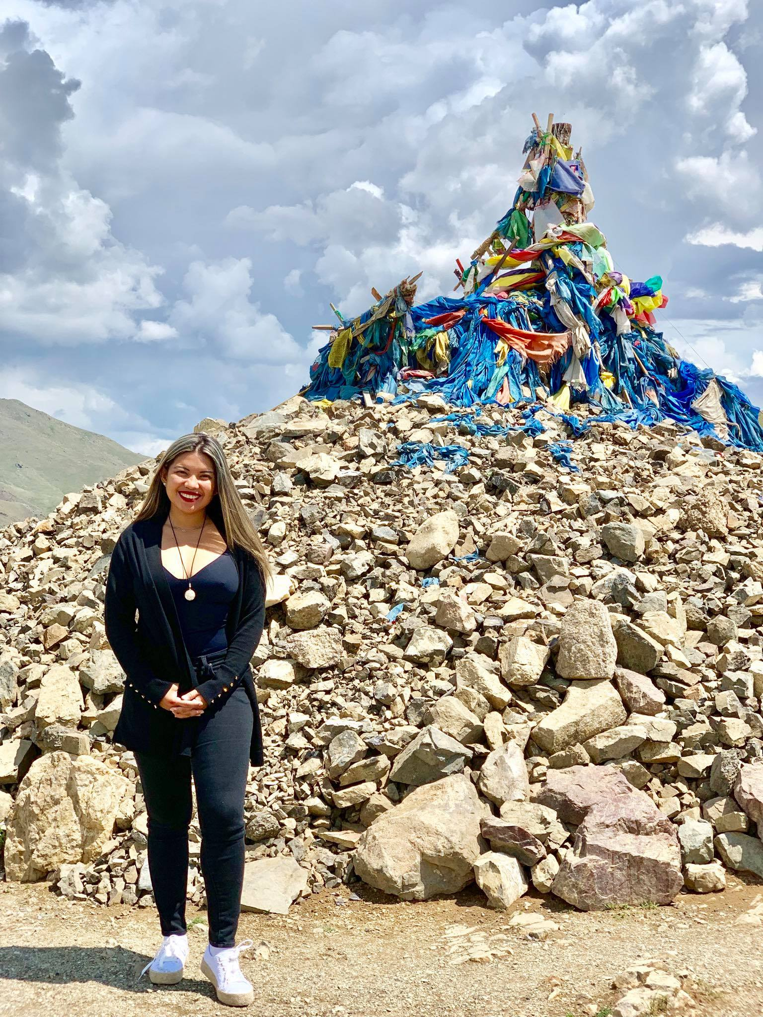 Kach Solo Travels in 2019 Hello from MONGOLIA - my 130th country12.jpg