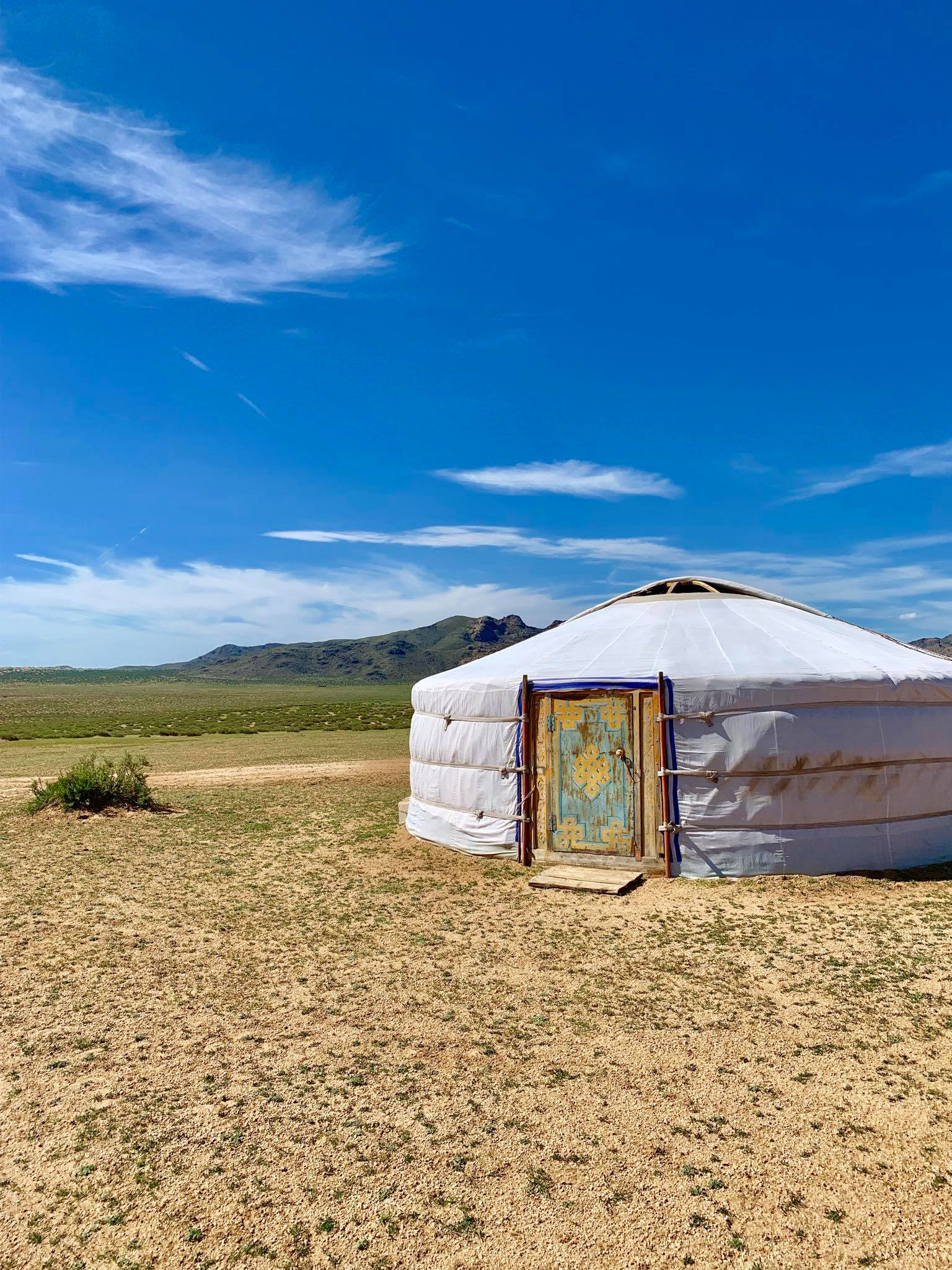 Kach Solo Travels in 2019 My place for 3 days here in Mongolia10.jpg