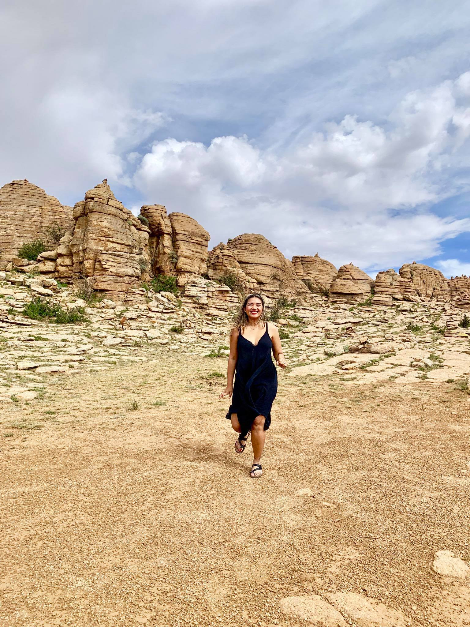 Kach Solo Travels in 2019 One of the hikes during my trip in Gobi desert6.jpg