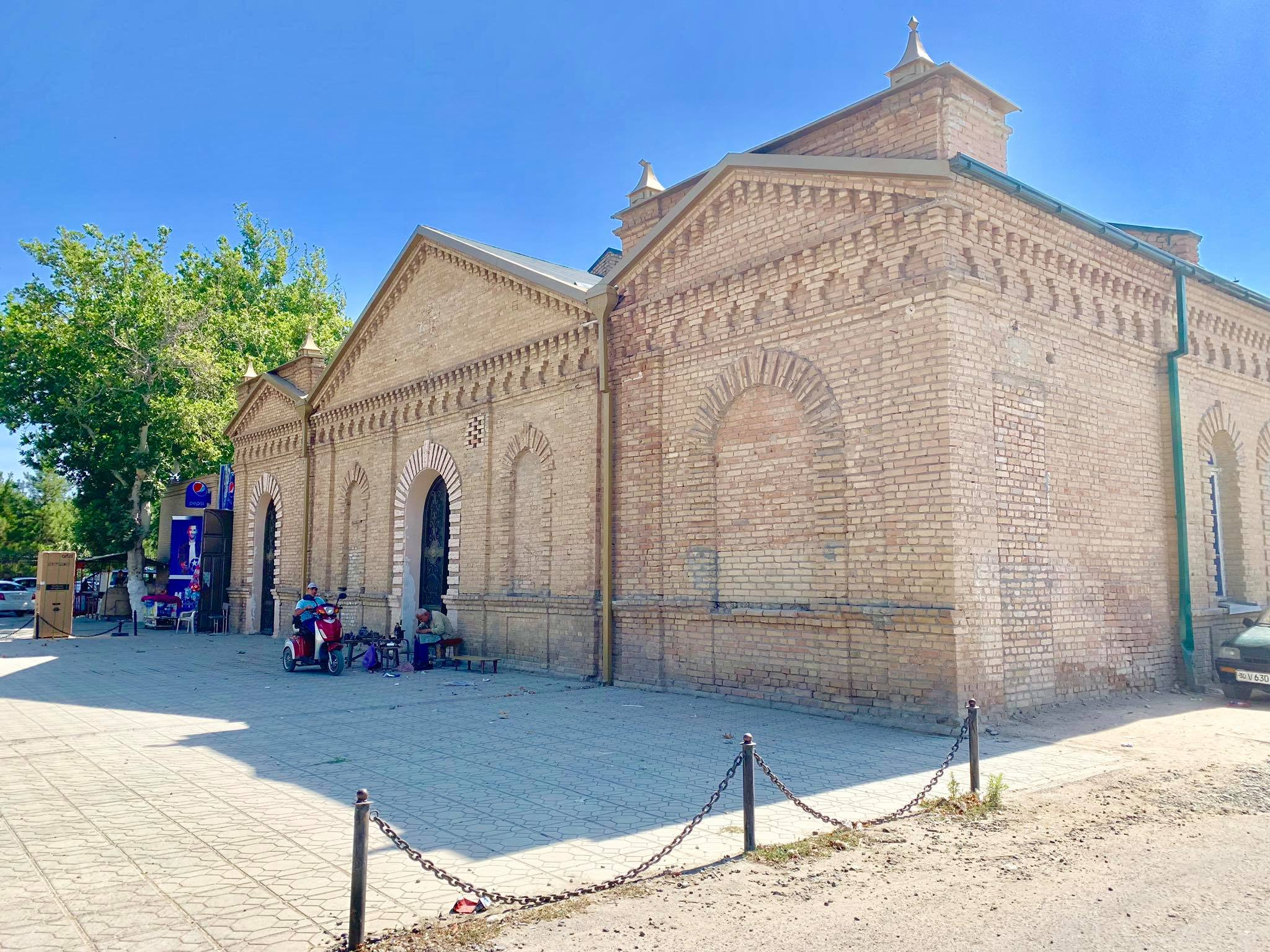 Kach Solo Travels in 2019 Hello from Samarqand  Samarkand in the southeastern part of Uzbekistan.jpg