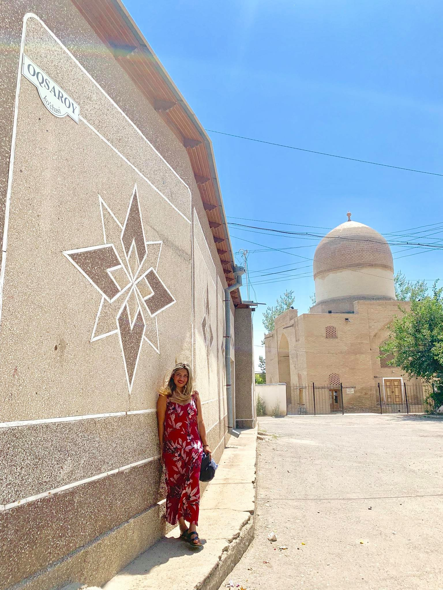 Kach Solo Travels in 2019 Hello from Samarqand  Samarkand in the southeastern part of Uzbekistan1.jpg