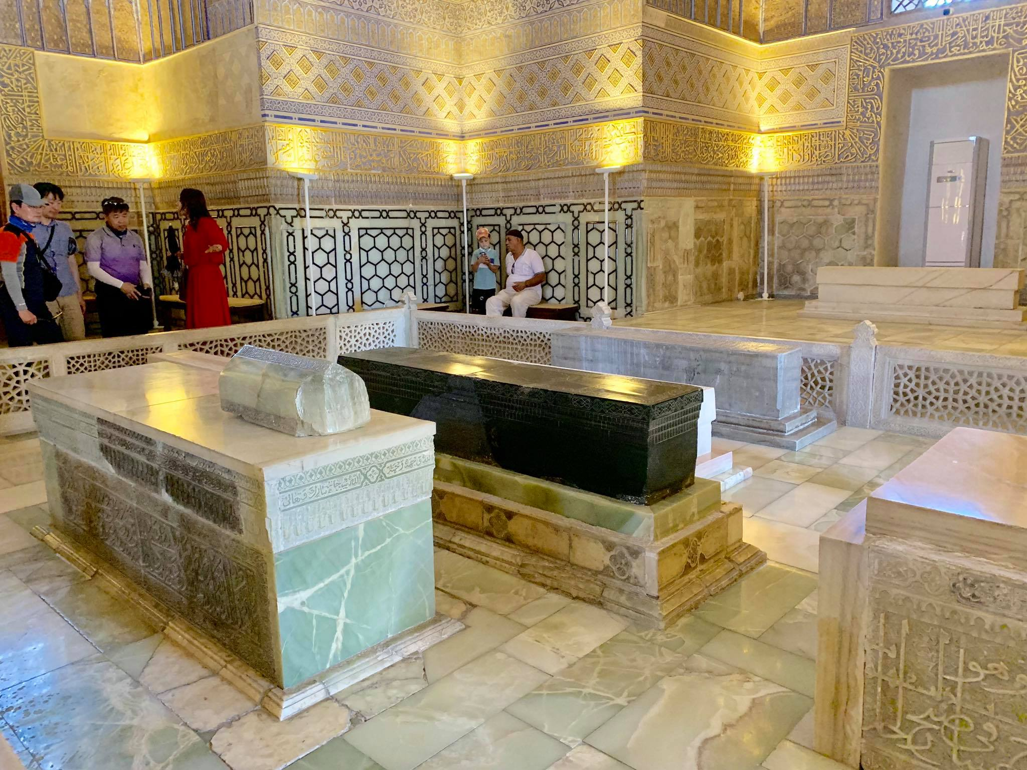 Kach Solo Travels in 2019 Hello from Samarqand  Samarkand in the southeastern part of Uzbekistan3.jpg