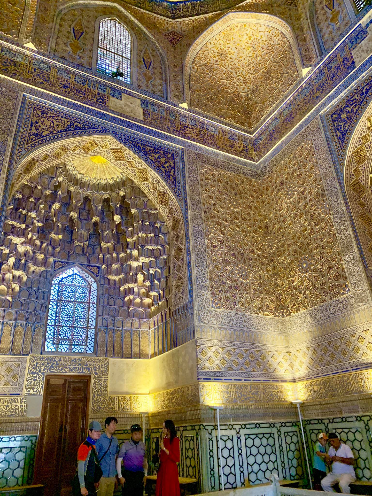 Kach Solo Travels in 2019 Hello from Samarqand  Samarkand in the southeastern part of Uzbekistan5.jpg