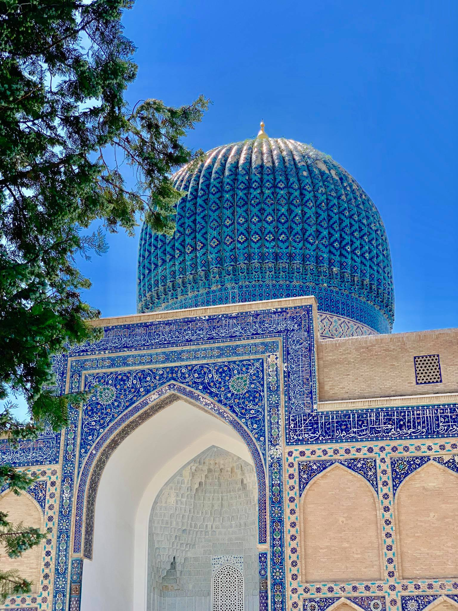 Kach Solo Travels in 2019 Hello from Samarqand  Samarkand in the southeastern part of Uzbekistan6.jpg