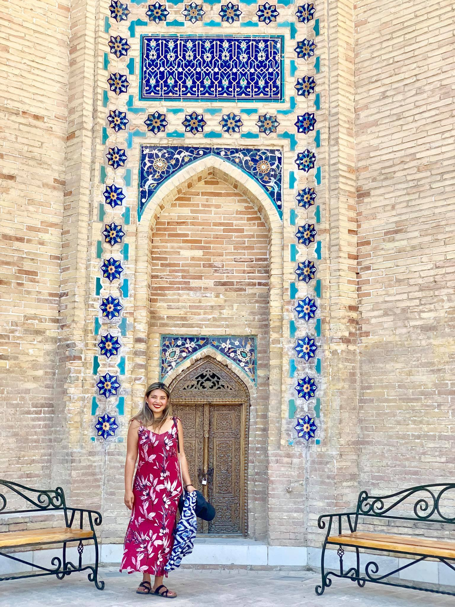 Kach Solo Travels in 2019 Hello from Samarqand  Samarkand in the southeastern part of Uzbekistan9.jpg