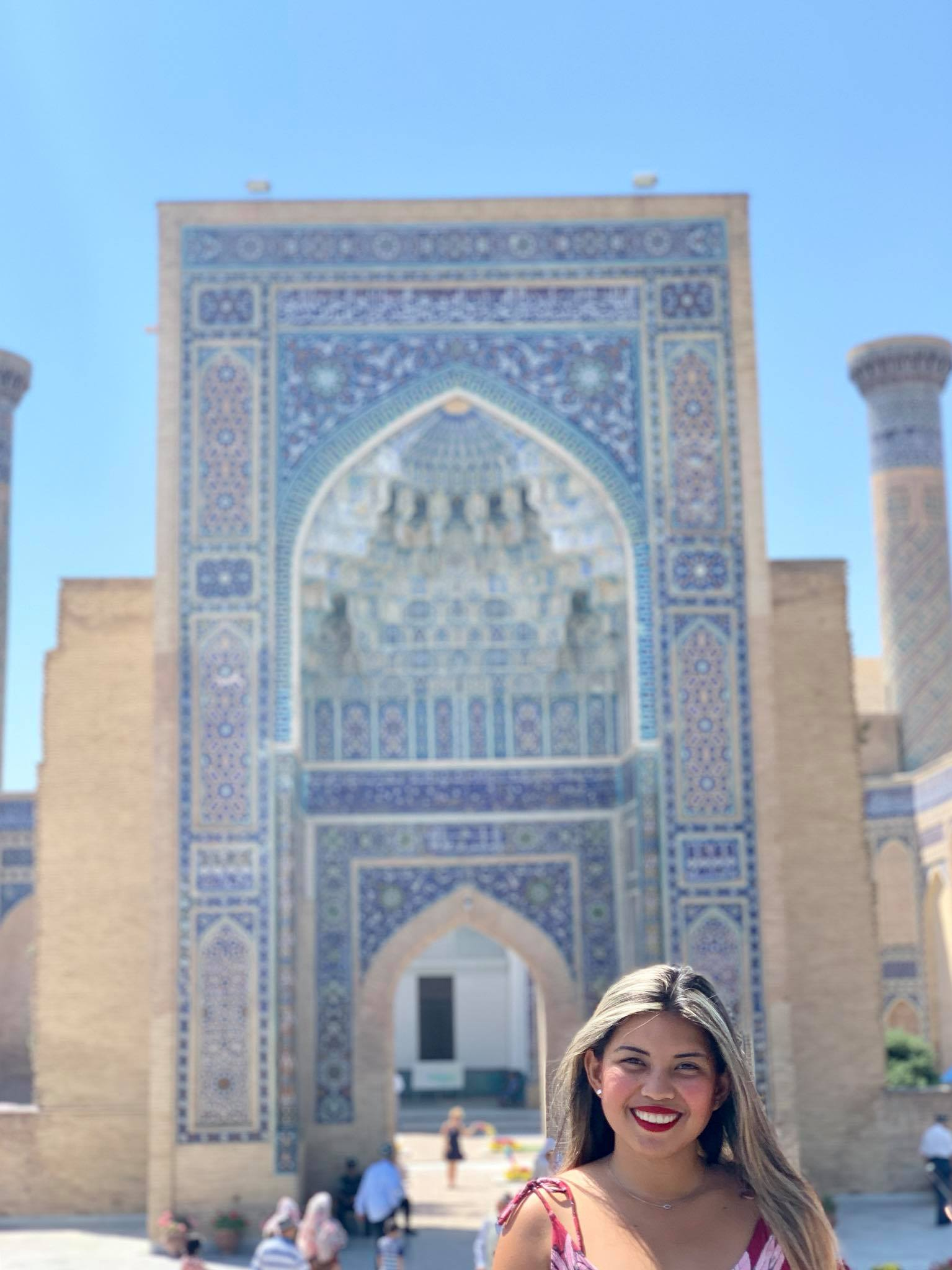 Kach Solo Travels in 2019 Hello from Samarqand  Samarkand in the southeastern part of Uzbekistan11.jpg