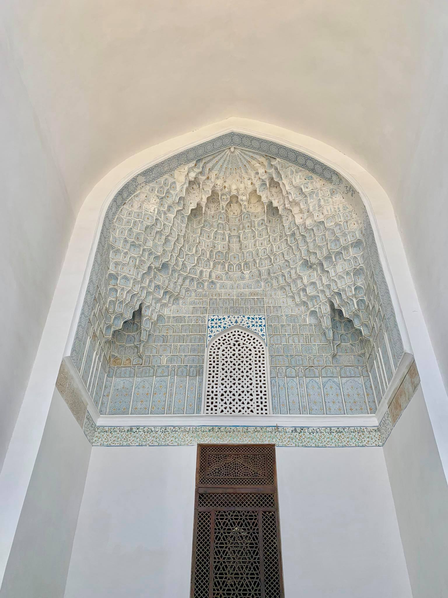 Kach Solo Travels in 2019 Hello from Samarqand  Samarkand in the southeastern part of Uzbekistan13.jpg