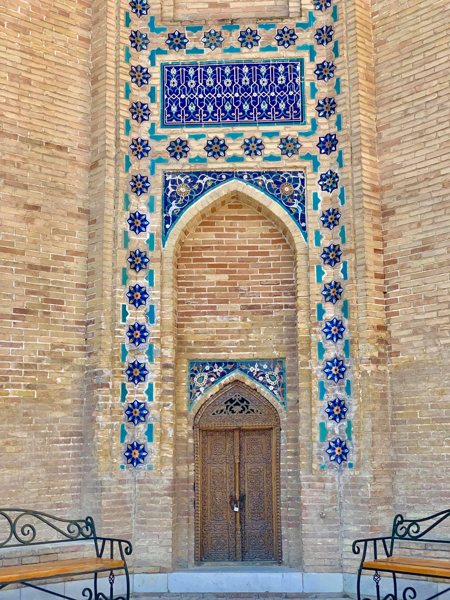 Kach Solo Travels in 2019 Hello from Samarqand  Samarkand in the southeastern part of Uzbekistan12.jpg