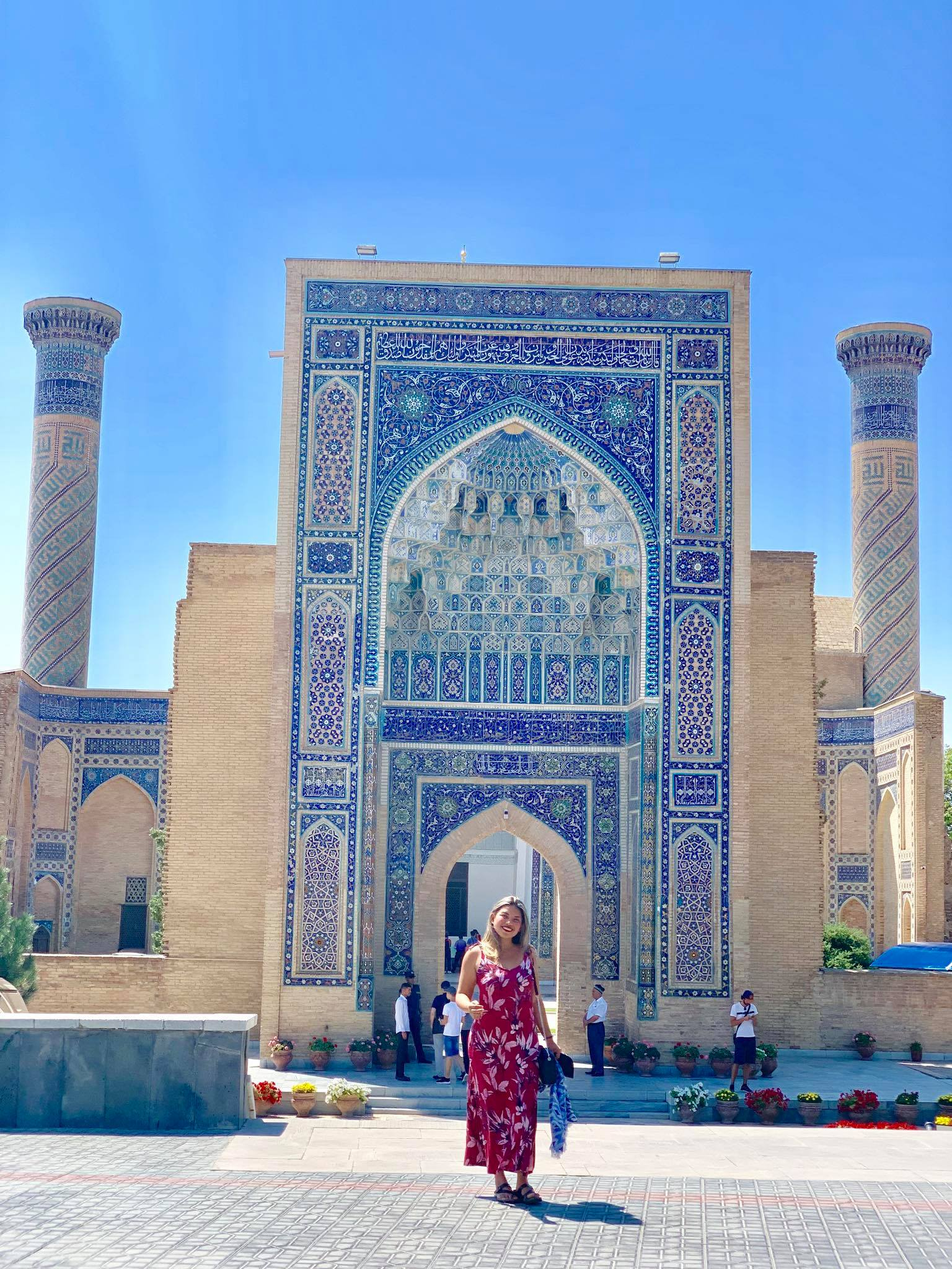 Kach Solo Travels in 2019 Hello from Samarqand  Samarkand in the southeastern part of Uzbekistan14.jpg