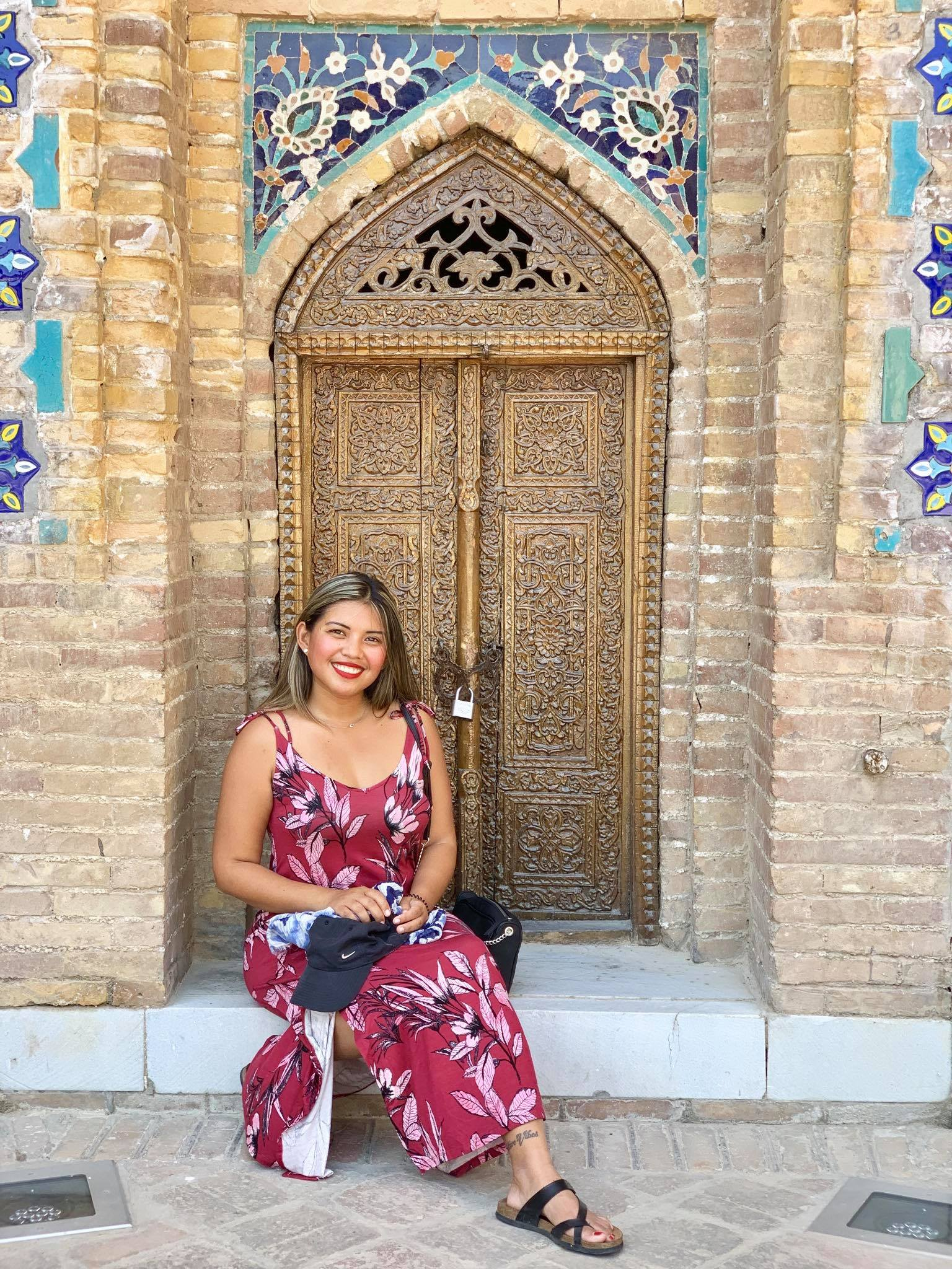 Kach Solo Travels in 2019 Hello from Samarqand  Samarkand in the southeastern part of Uzbekistan15.jpg