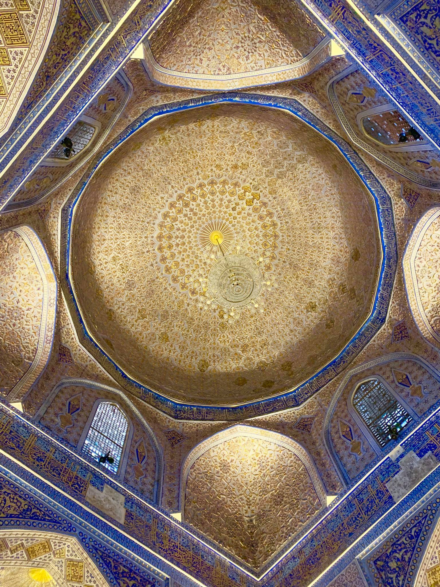 Kach Solo Travels in 2019 Hello from Samarqand  Samarkand in the southeastern part of Uzbekistan19.jpg