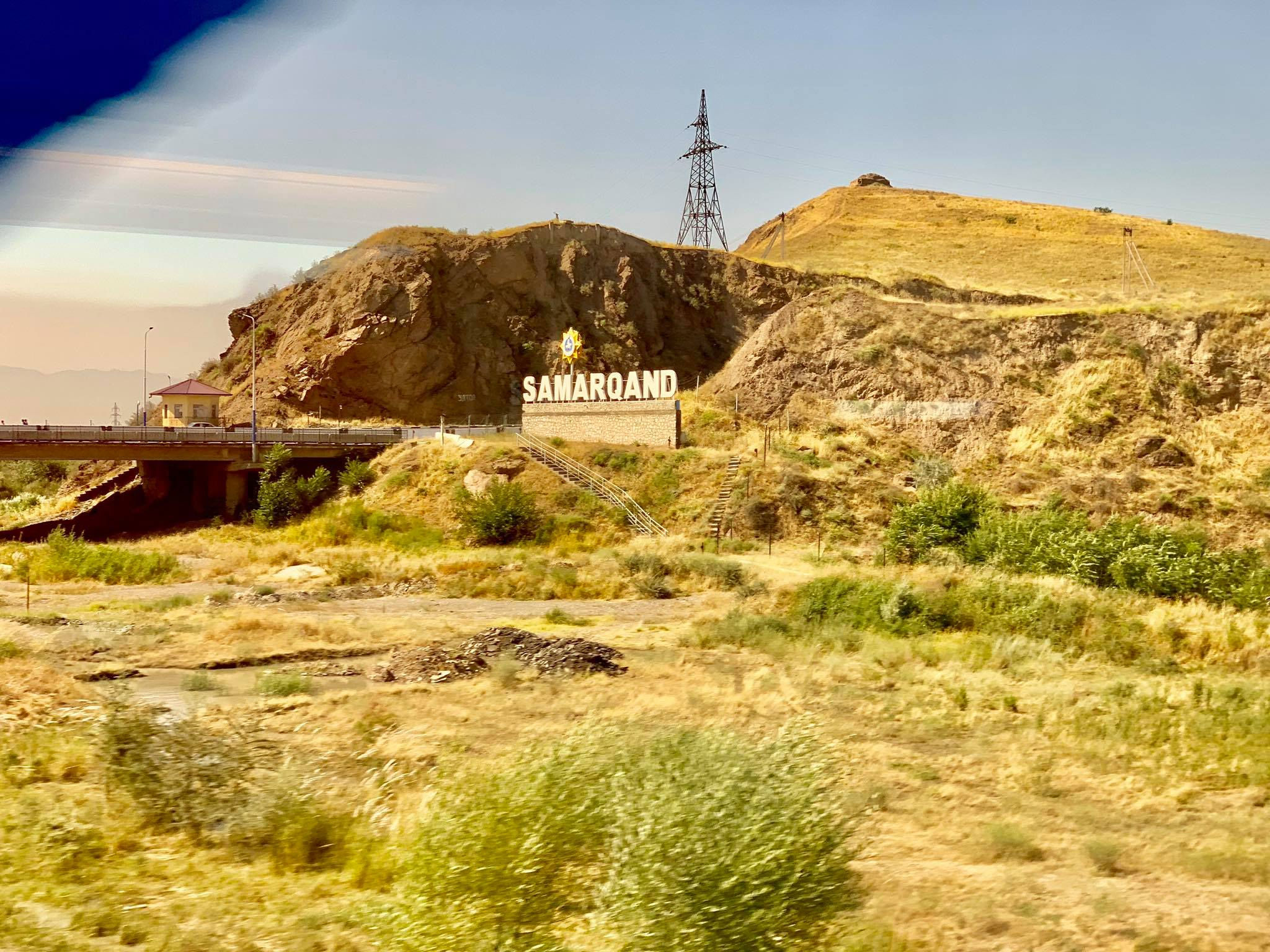 Kach Solo Travels in 2019 Hello from Samarqand  Samarkand in the southeastern part of Uzbekistan35.jpg