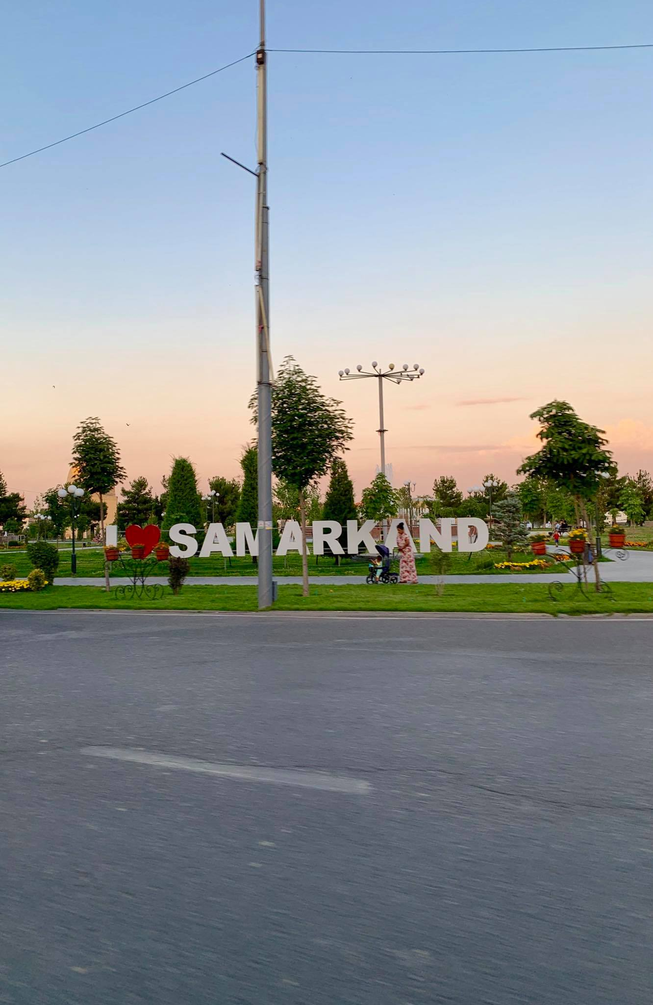 Kach Solo Travels in 2019 Hello from Samarqand  Samarkand in the southeastern part of Uzbekistan37.jpg