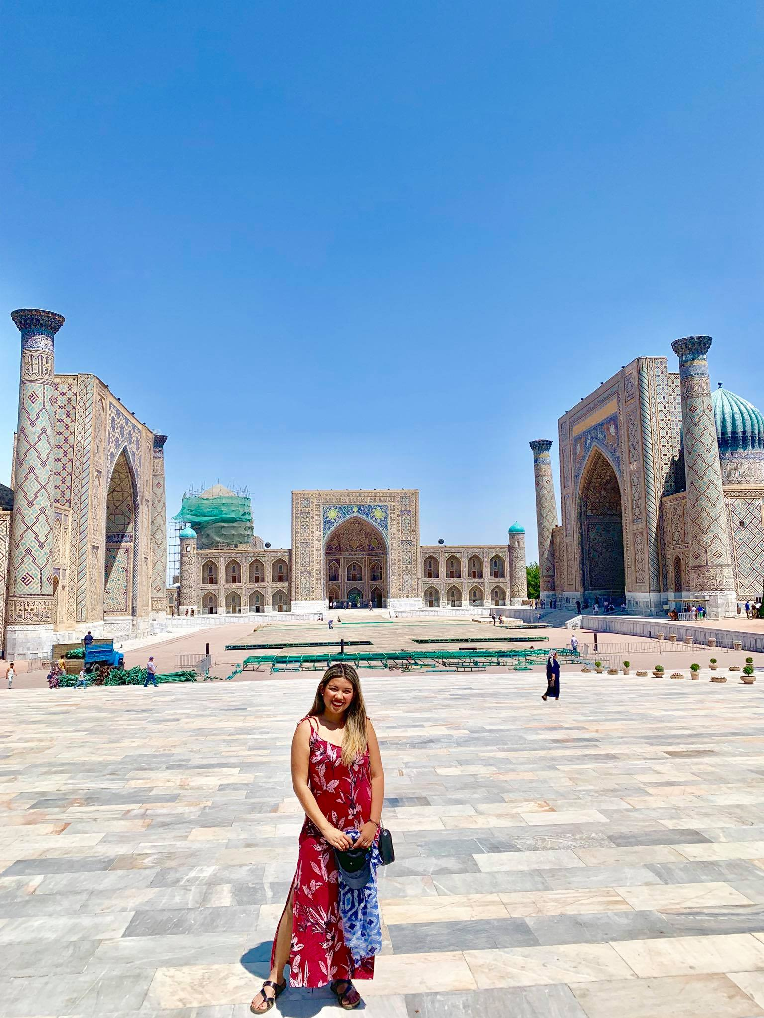 Kach Solo Travels in 2019 Siyab Bazaar and Registan on my first day in Samarkand4.jpg