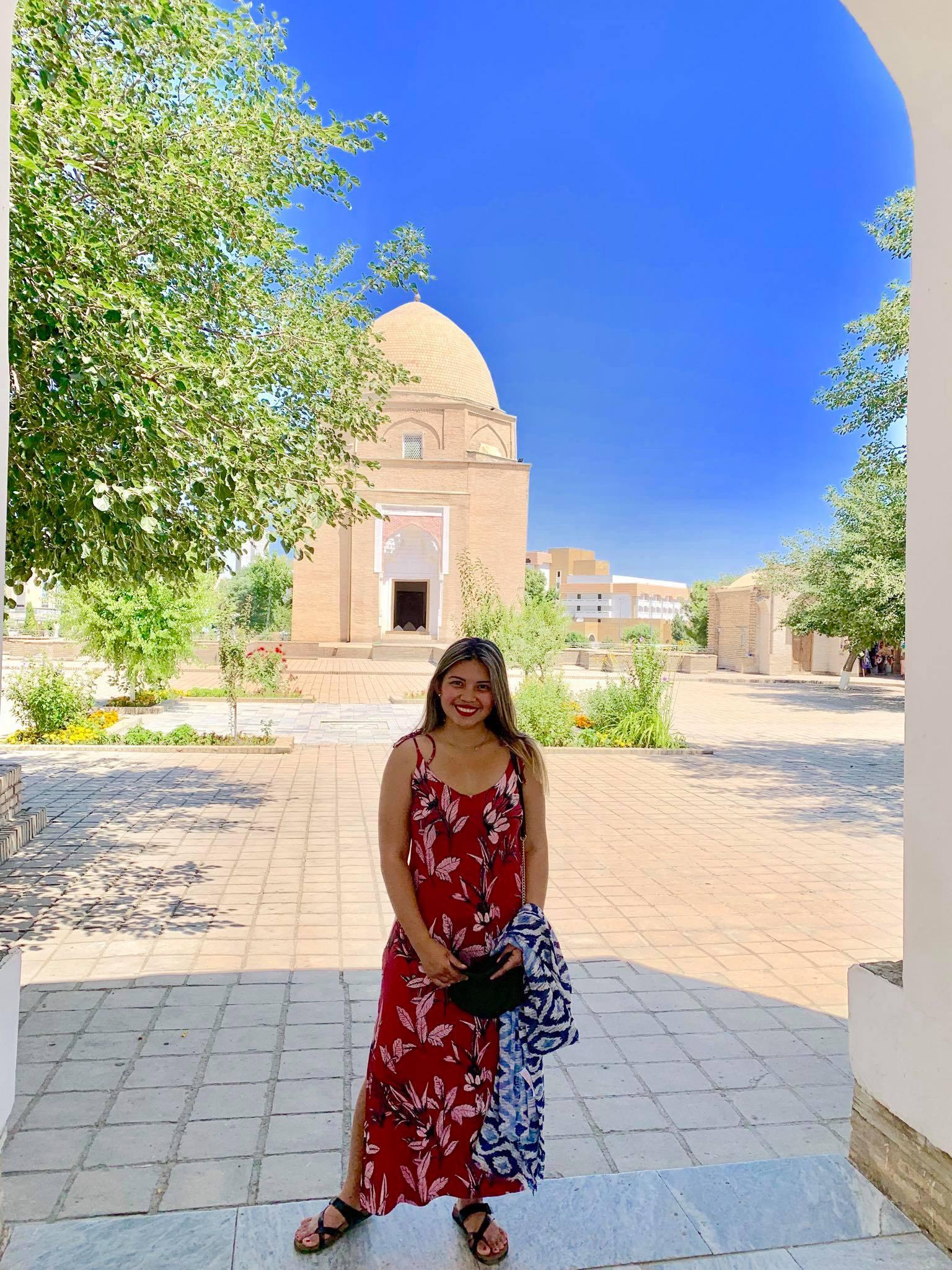 Kach Solo Travels in 2019 Siyab Bazaar and Registan on my first day in Samarkand5.jpg