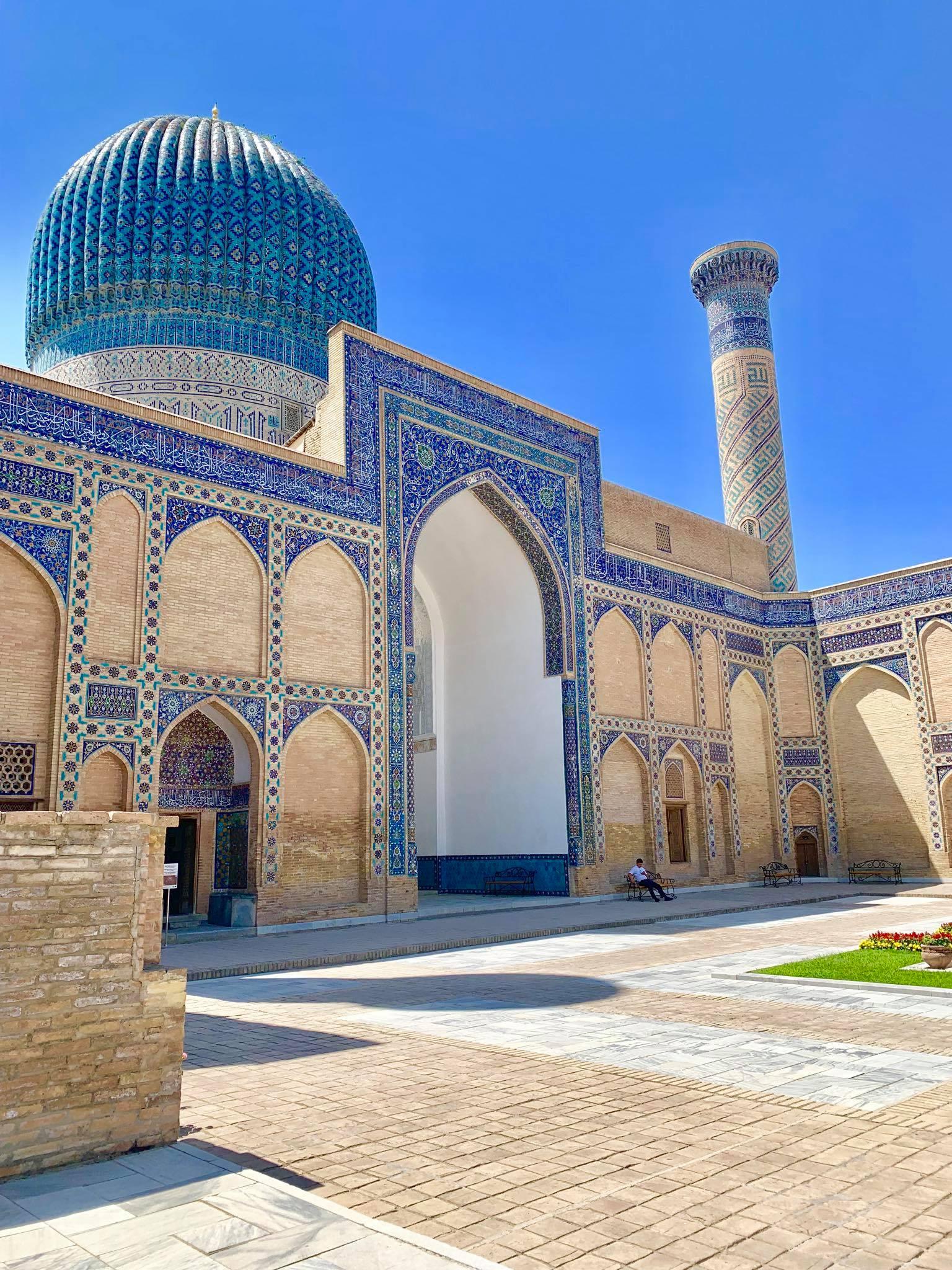 Kach Solo Travels in 2019 Siyab Bazaar and Registan on my first day in Samarkand7.jpg