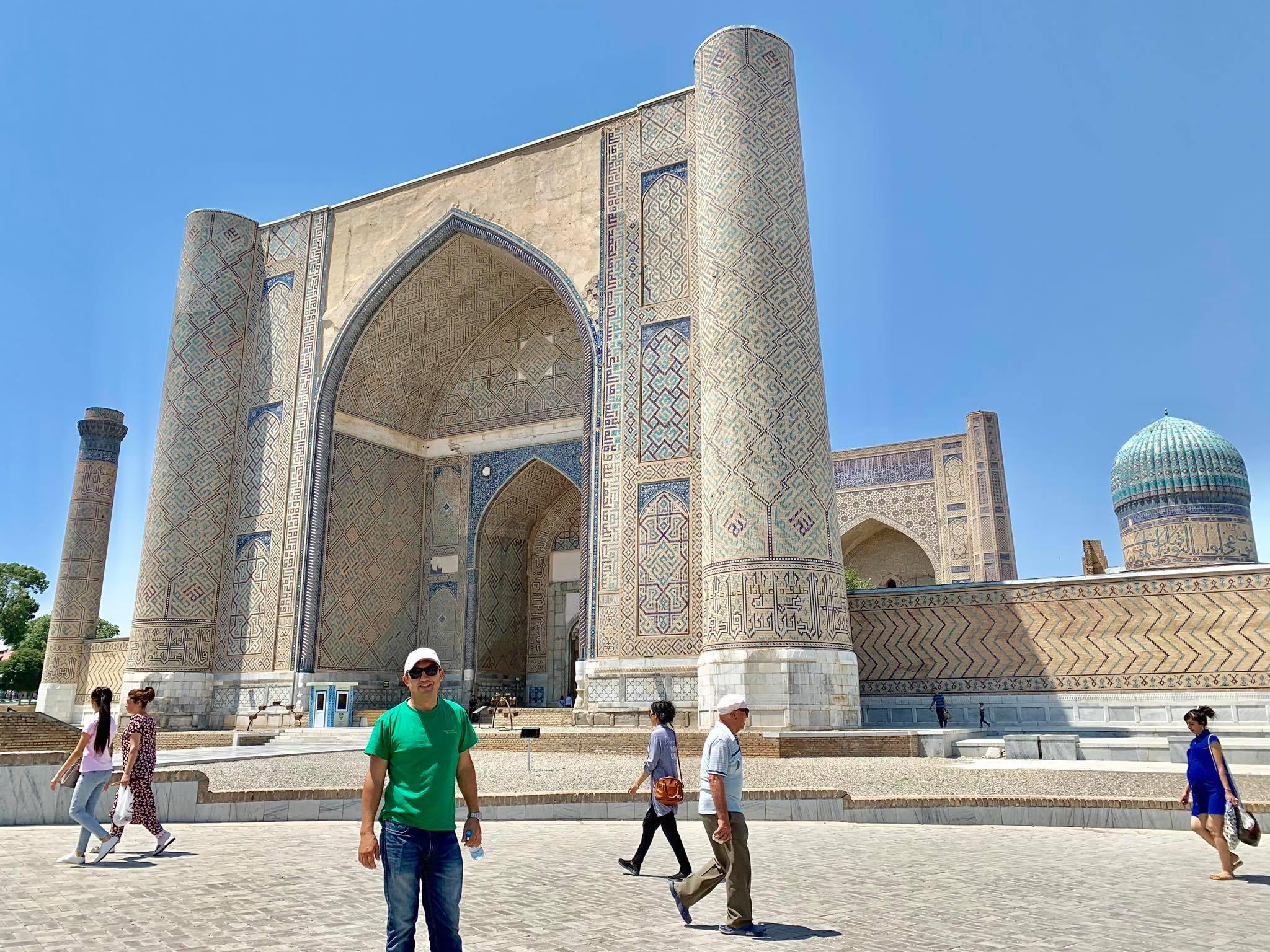 Kach Solo Travels in 2019 Siyab Bazaar and Registan on my first day in Samarkand9.jpg