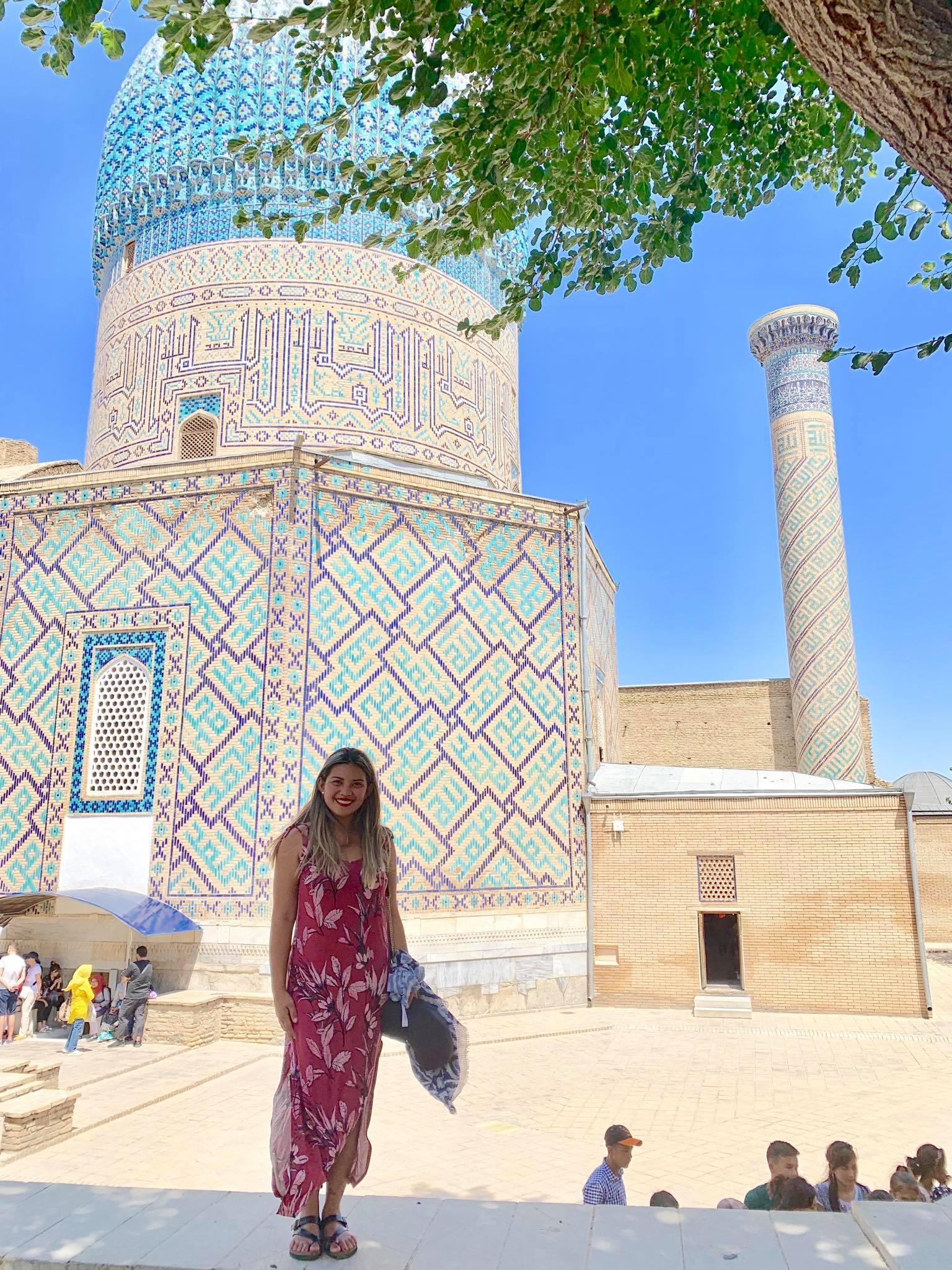 Kach Solo Travels in 2019 Siyab Bazaar and Registan on my first day in Samarkand11.jpg