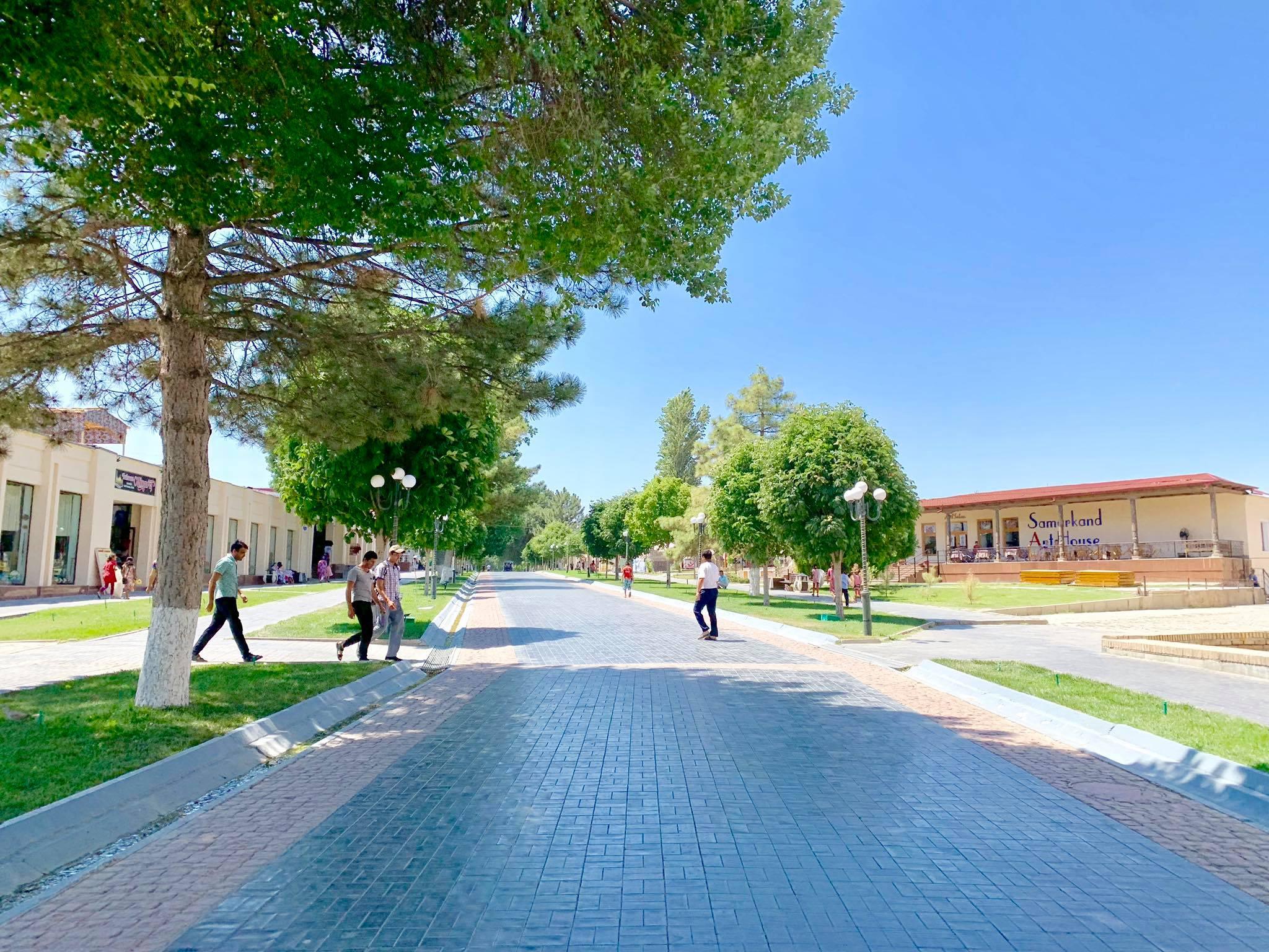 Kach Solo Travels in 2019 Siyab Bazaar and Registan on my first day in Samarkand13.jpg